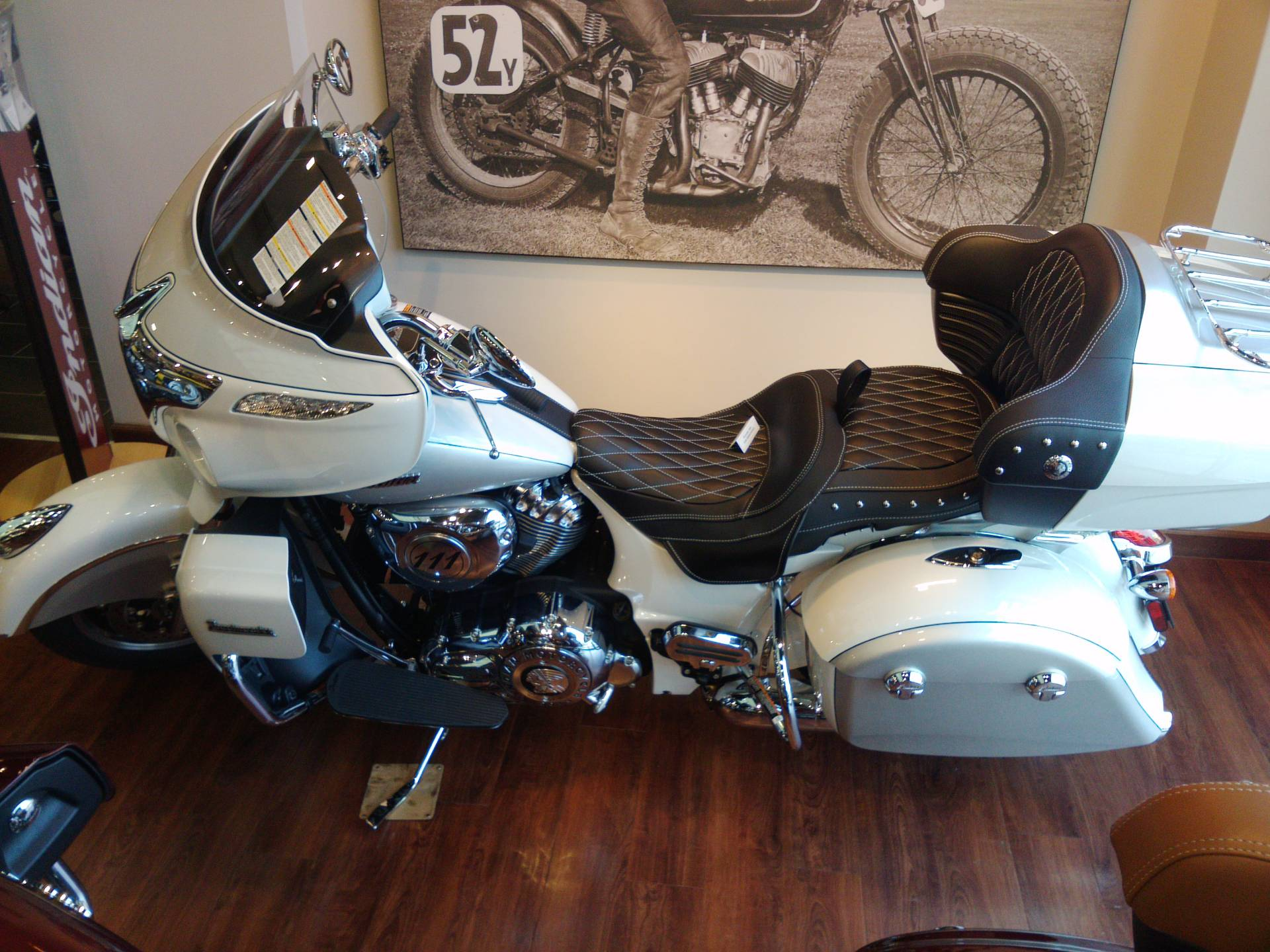 2019 Indian Roadmaster® ABS in Newport News, Virginia - Photo 2