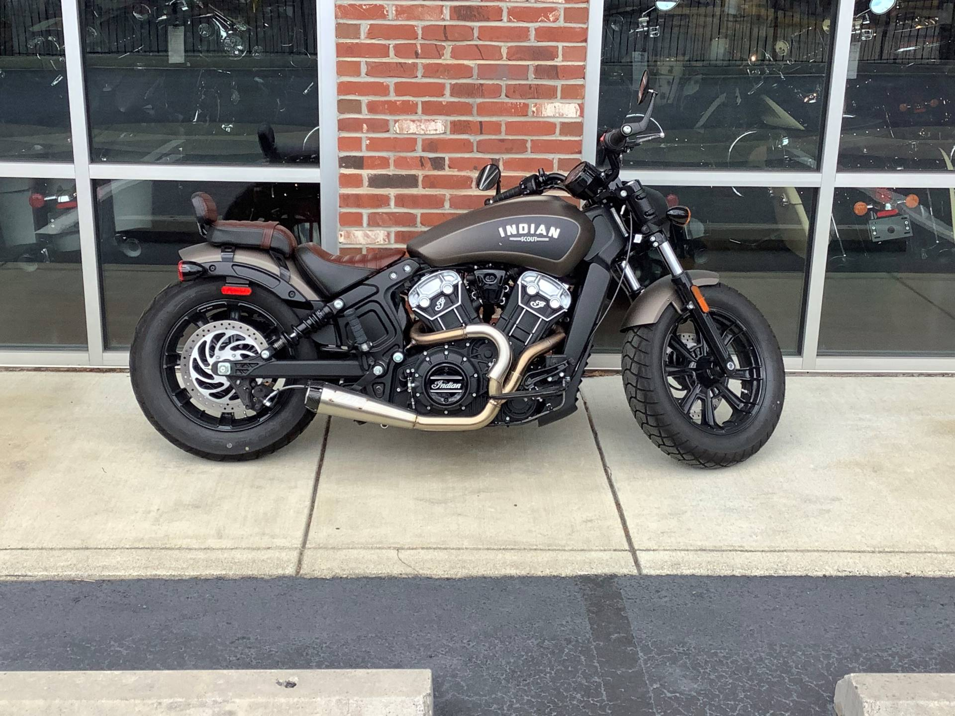 2018 Indian Scout® Bobber in Newport News, Virginia - Photo 1