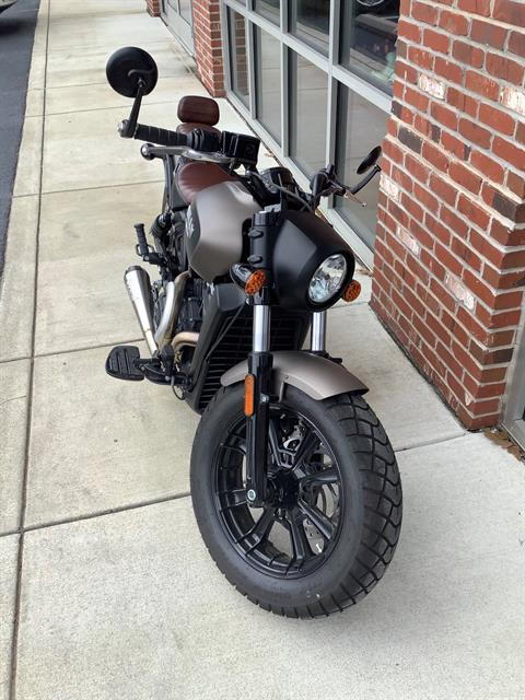 2018 Indian Scout® Bobber in Newport News, Virginia - Photo 3
