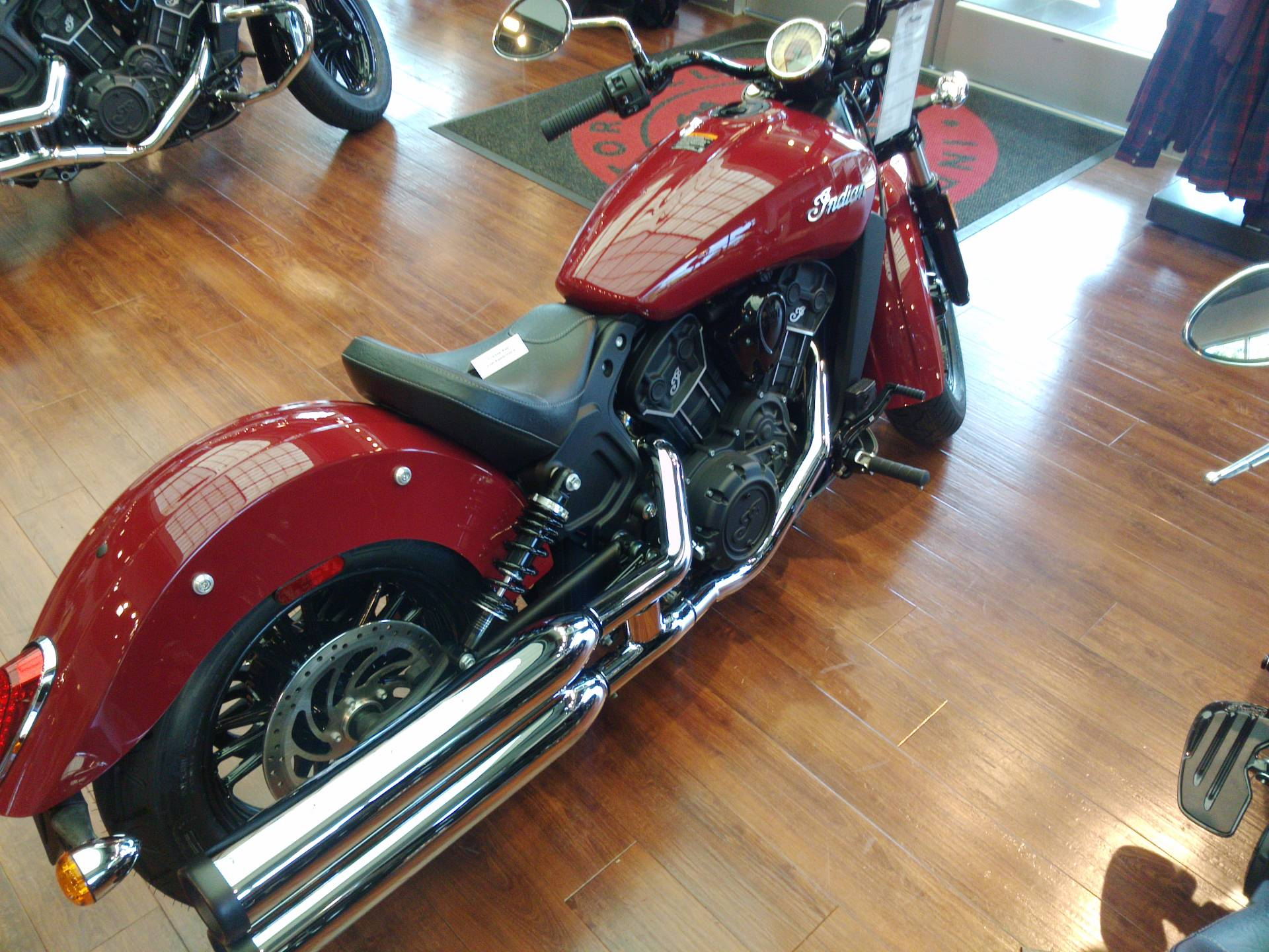 2018 Indian Scout® Sixty ABS in Newport News, Virginia