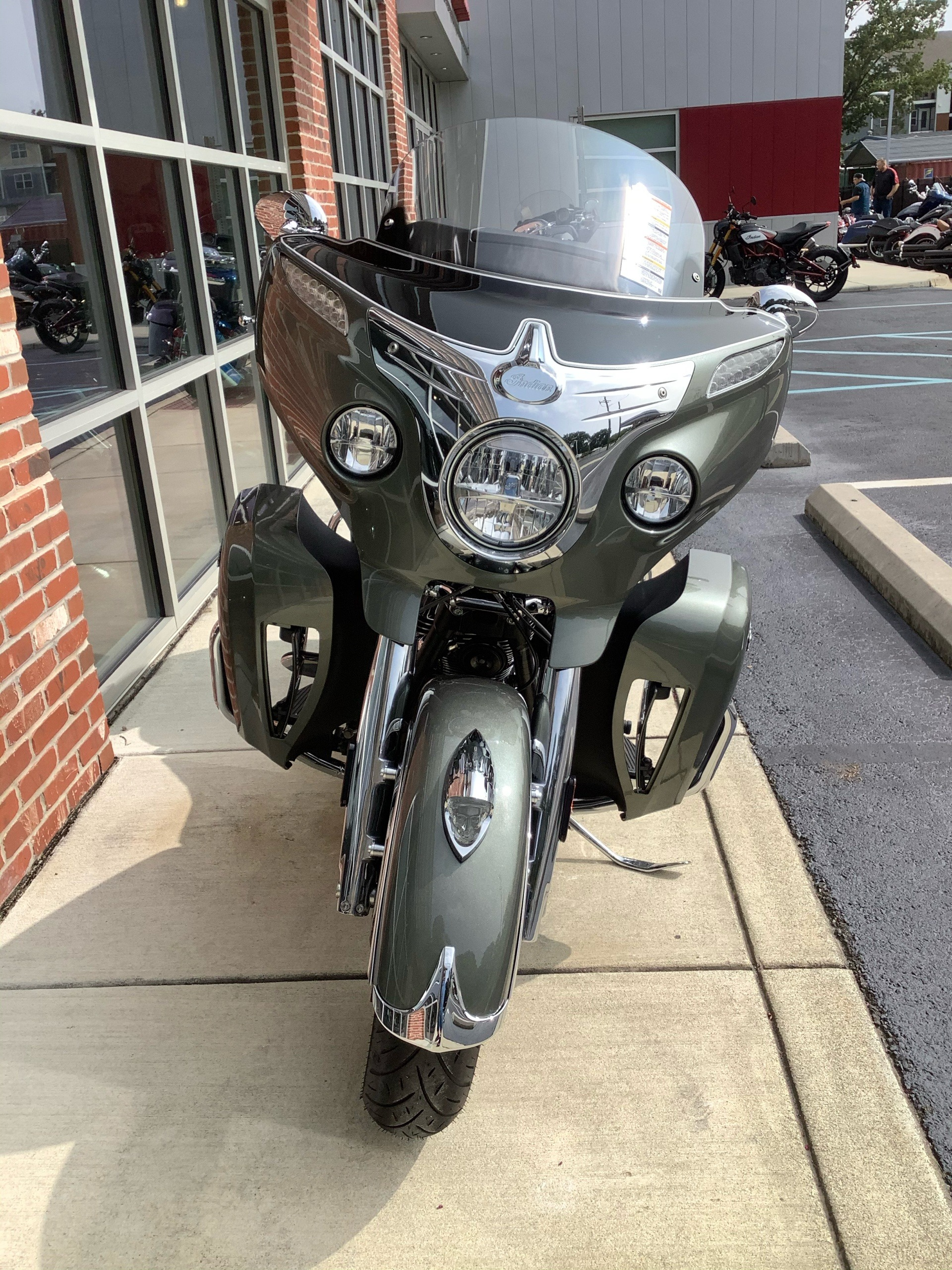 2021 Indian Roadmaster® in Newport News, Virginia - Photo 6