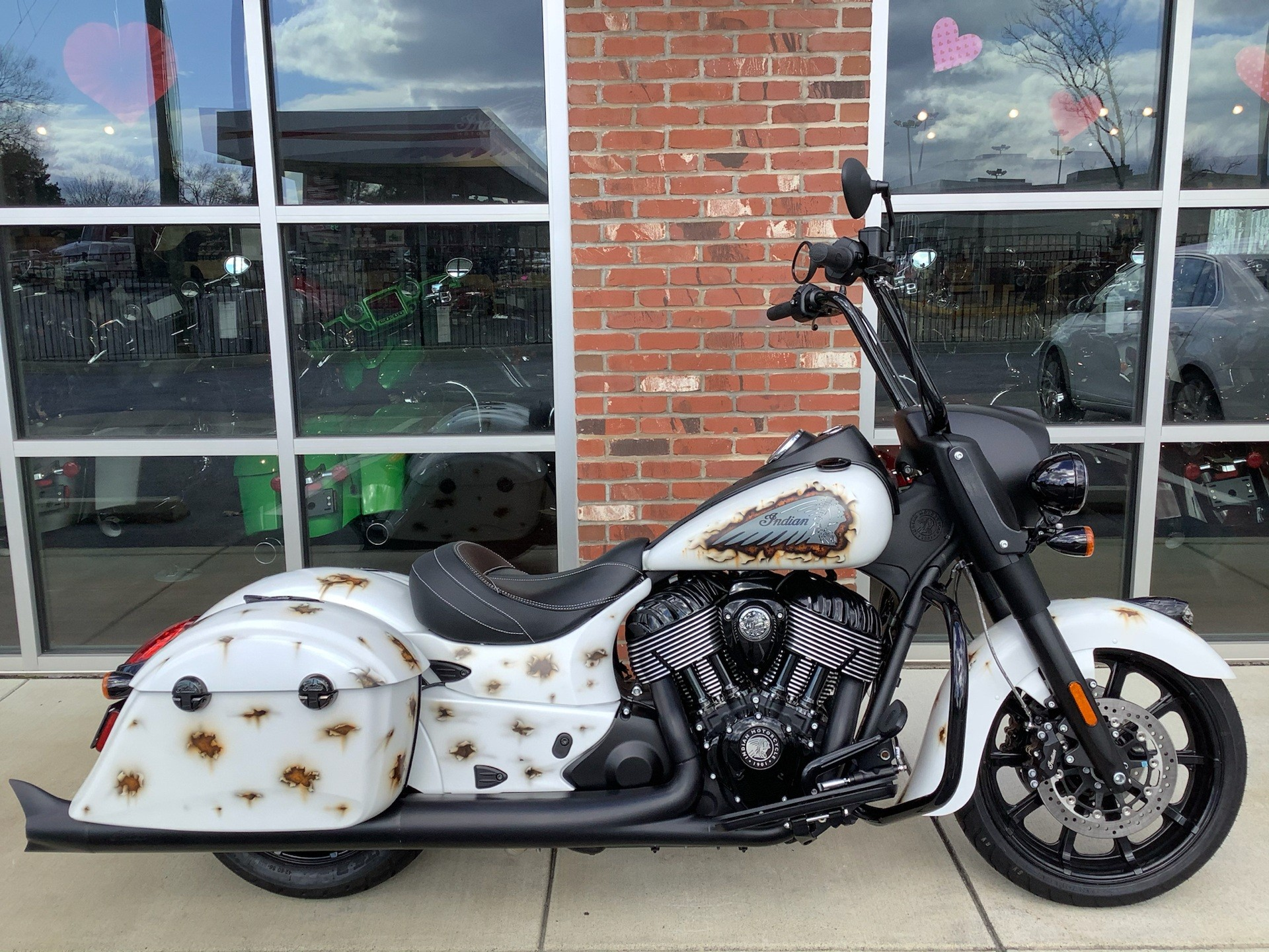 2019 Indian Springfield® Dark Horse® ABS in Newport News, Virginia - Photo 1