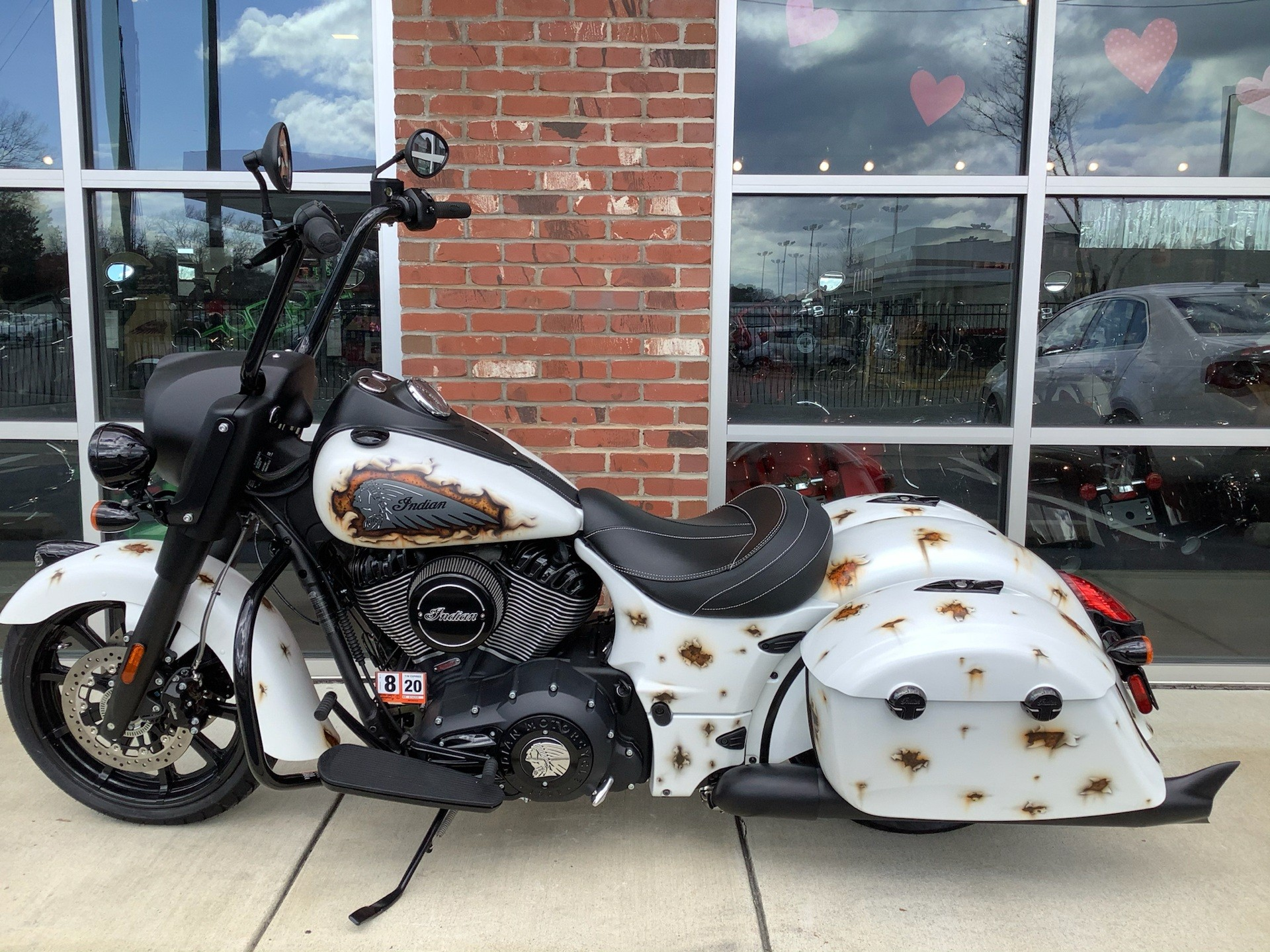 2019 Indian Springfield® Dark Horse® ABS in Newport News, Virginia - Photo 2