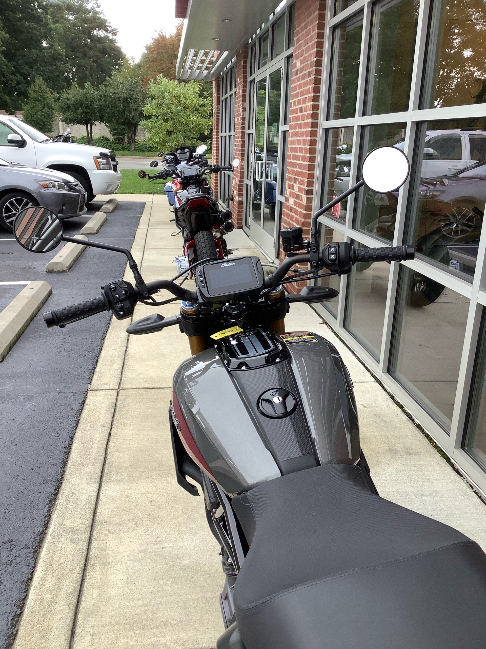 2019 Indian FTR™ 1200 S in Newport News, Virginia - Photo 4