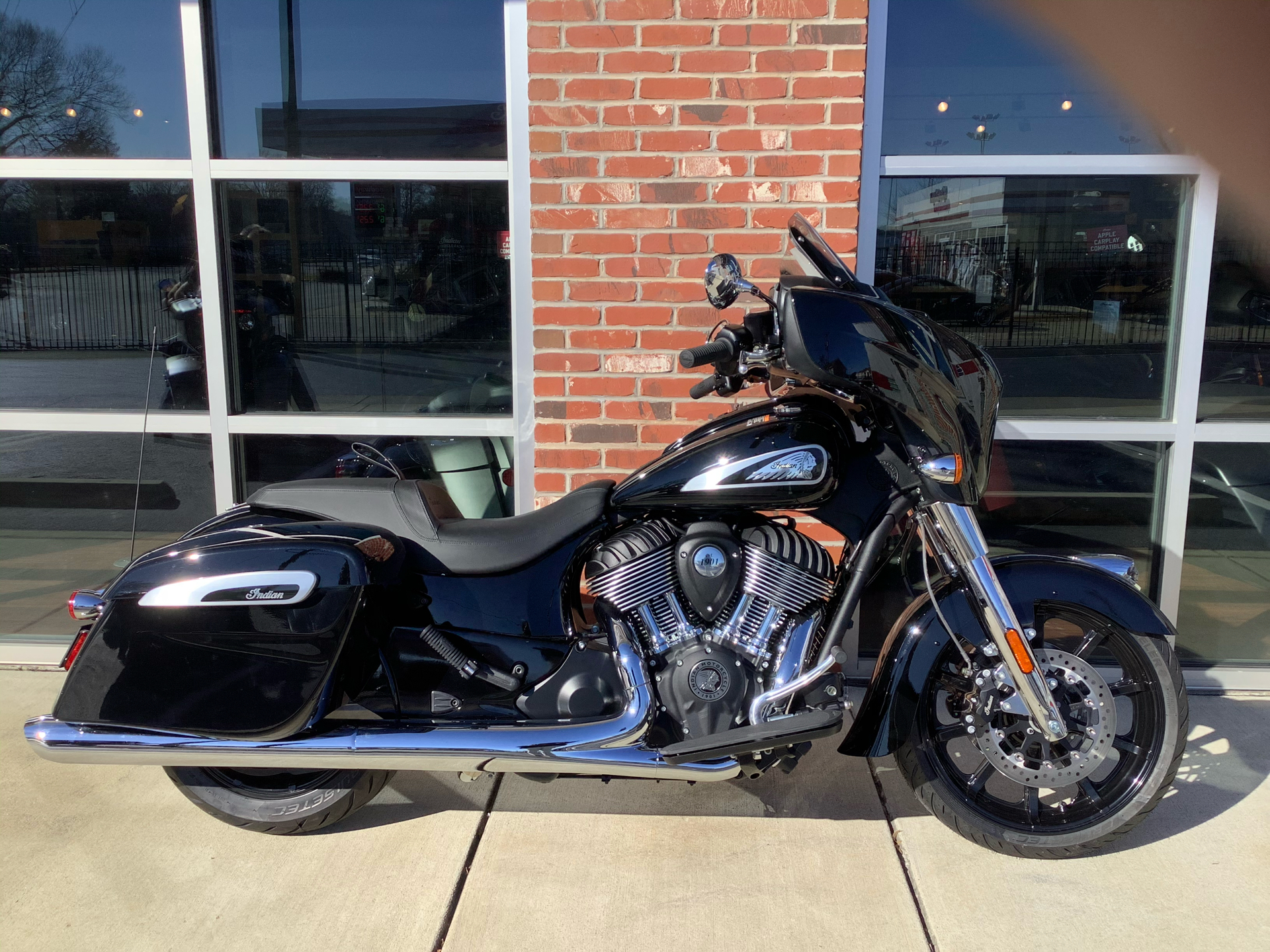 2021 Indian Chieftain® in Newport News, Virginia - Photo 1
