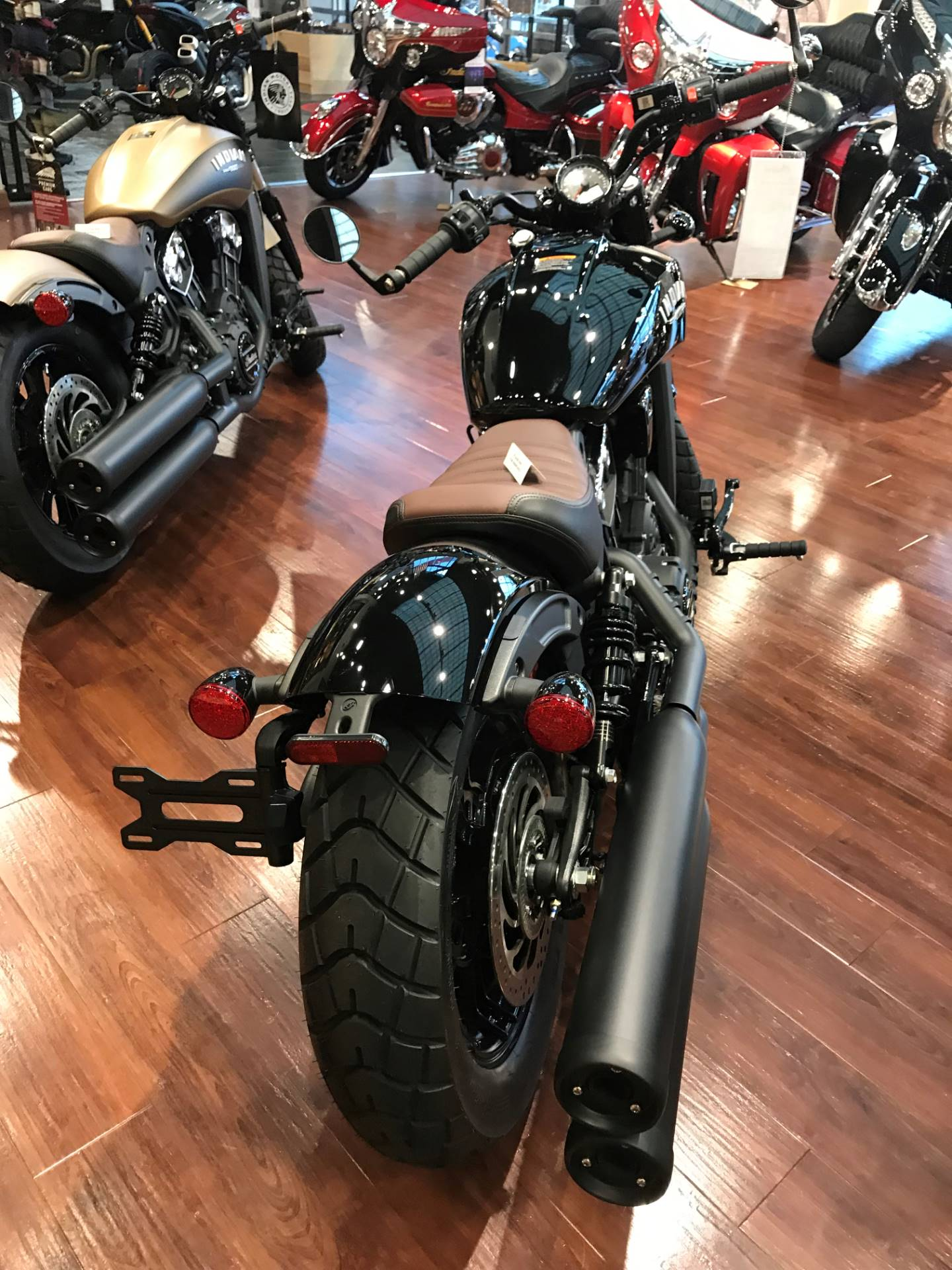 2019 Indian Scout® Bobber ABS in Newport News, Virginia - Photo 3