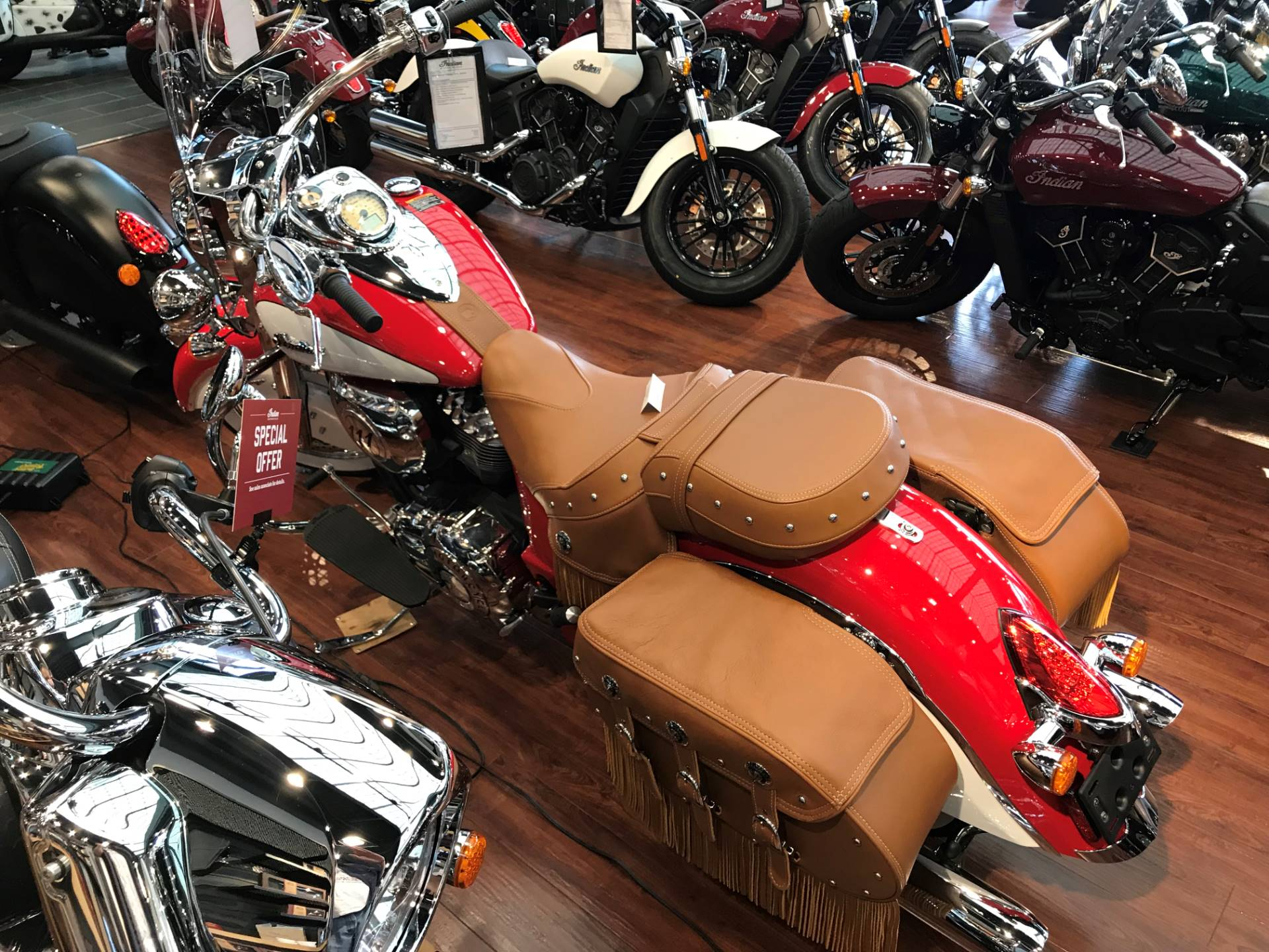 2020 Indian Chief® Vintage Icon Series in Newport News, Virginia - Photo 3