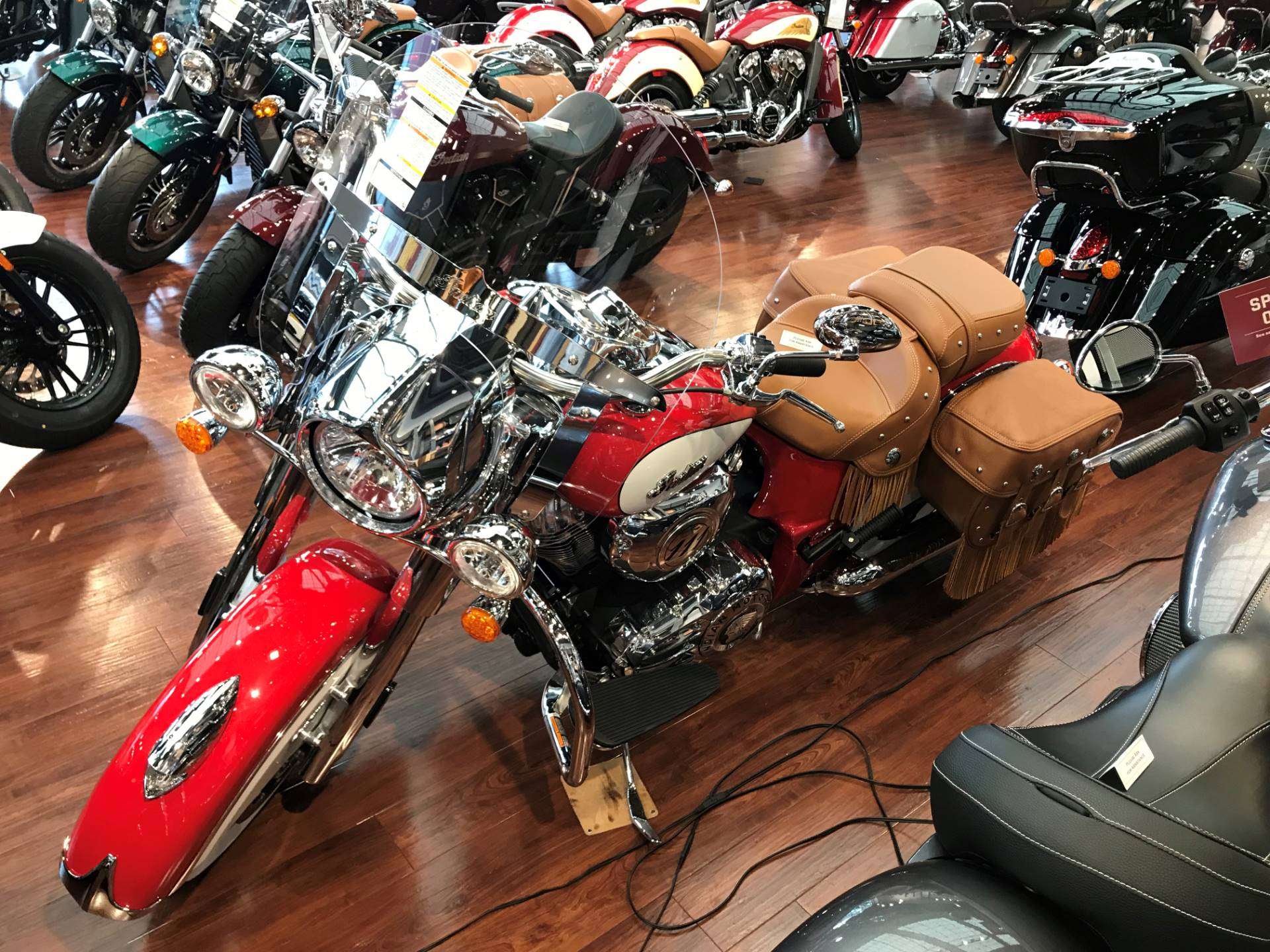 2020 Indian Chief® Vintage Icon Series in Newport News, Virginia - Photo 4