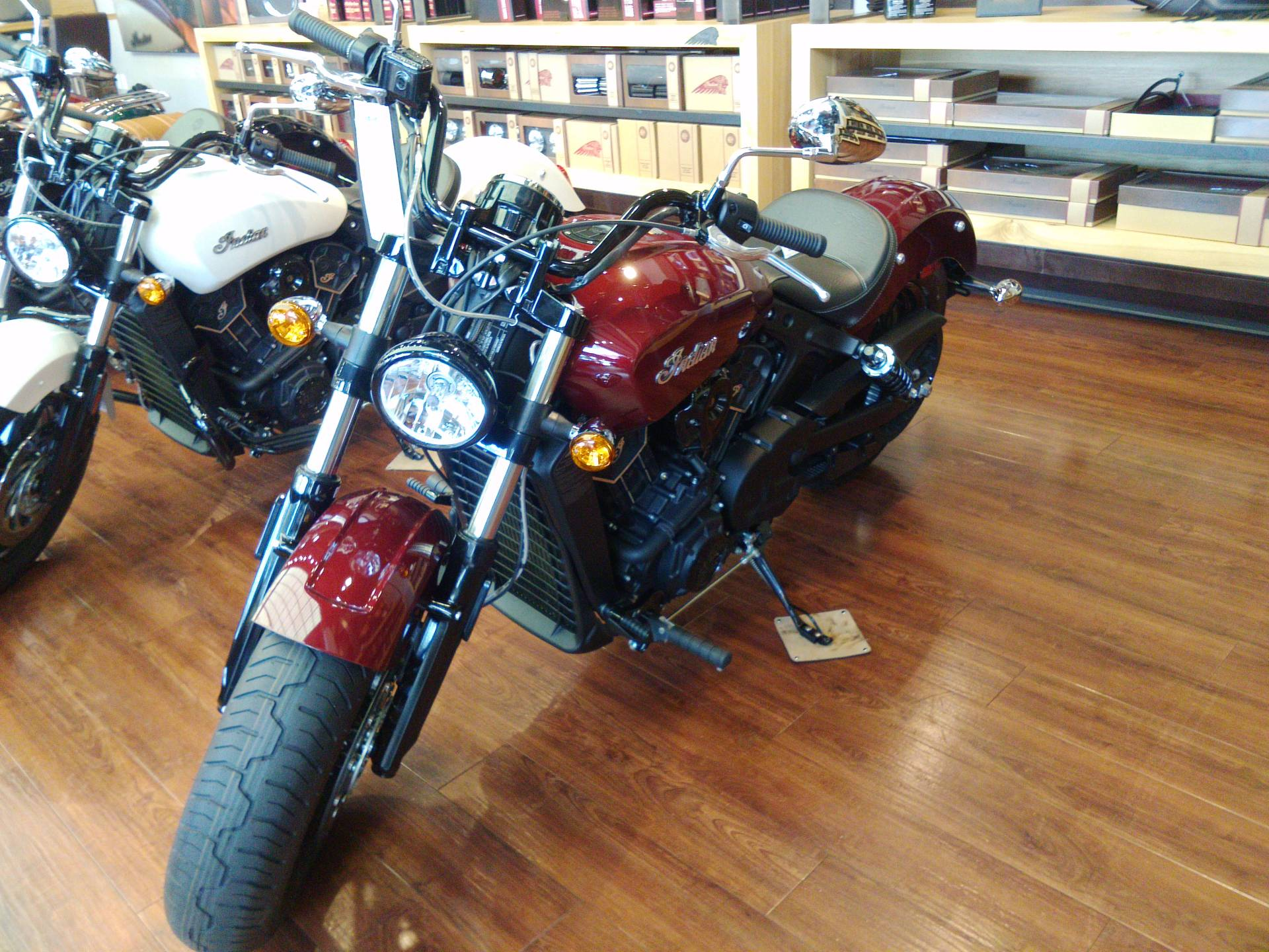 2020 Indian Scout® Sixty ABS in Newport News, Virginia - Photo 2