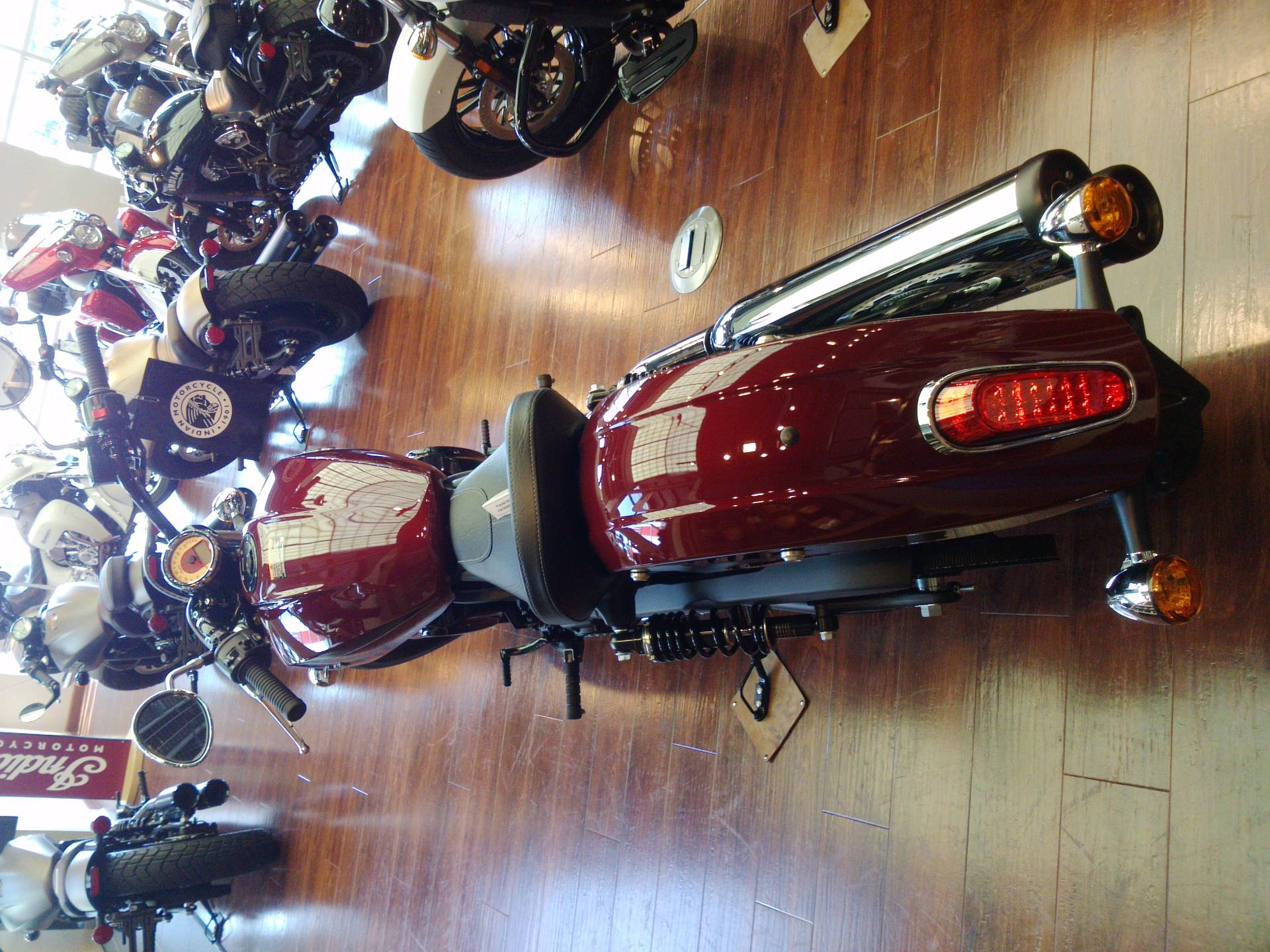 2020 Indian Scout® Sixty ABS in Newport News, Virginia - Photo 3
