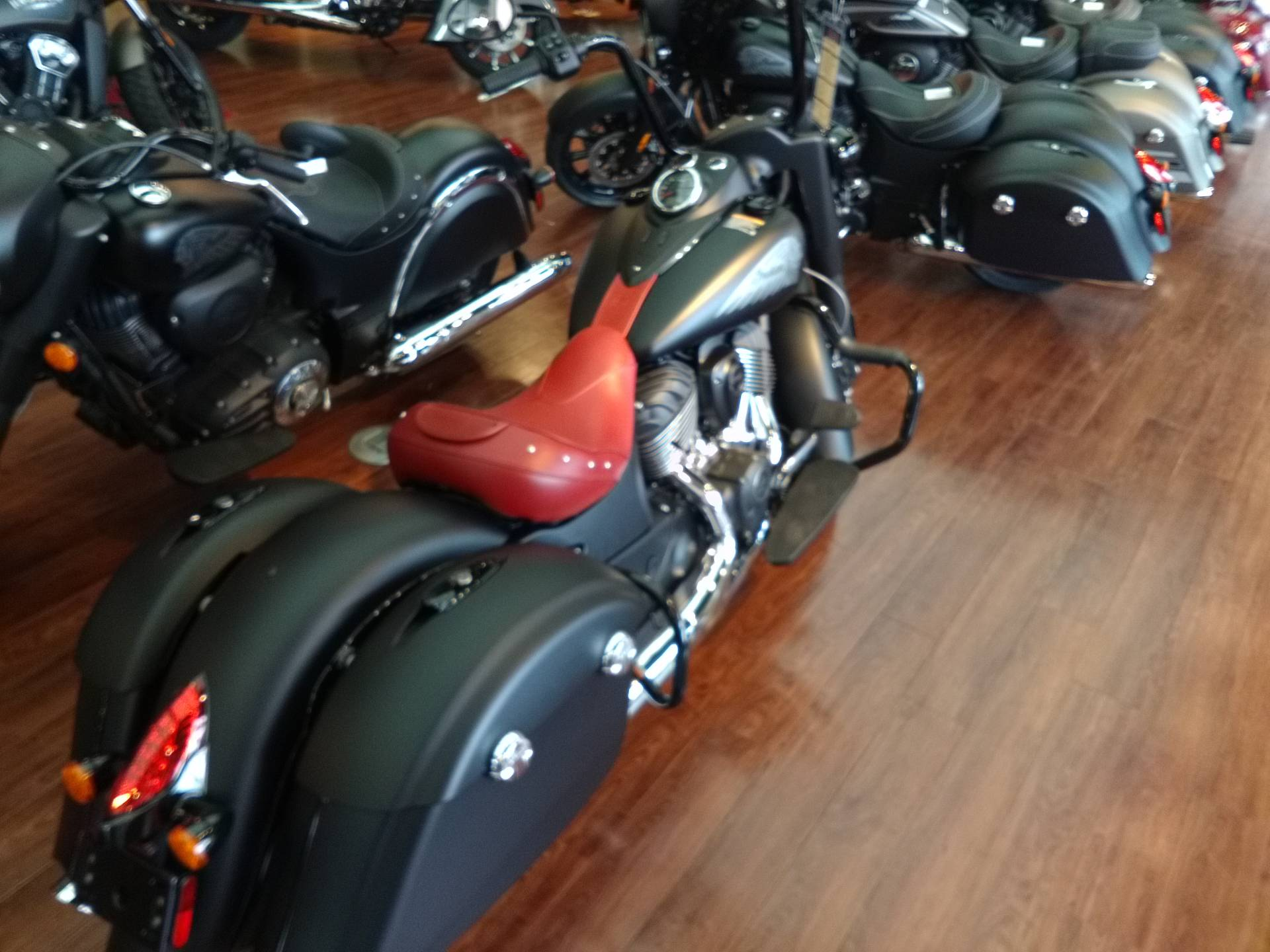 2018 Indian Springfield™ Dark Horse in Newport News, Virginia