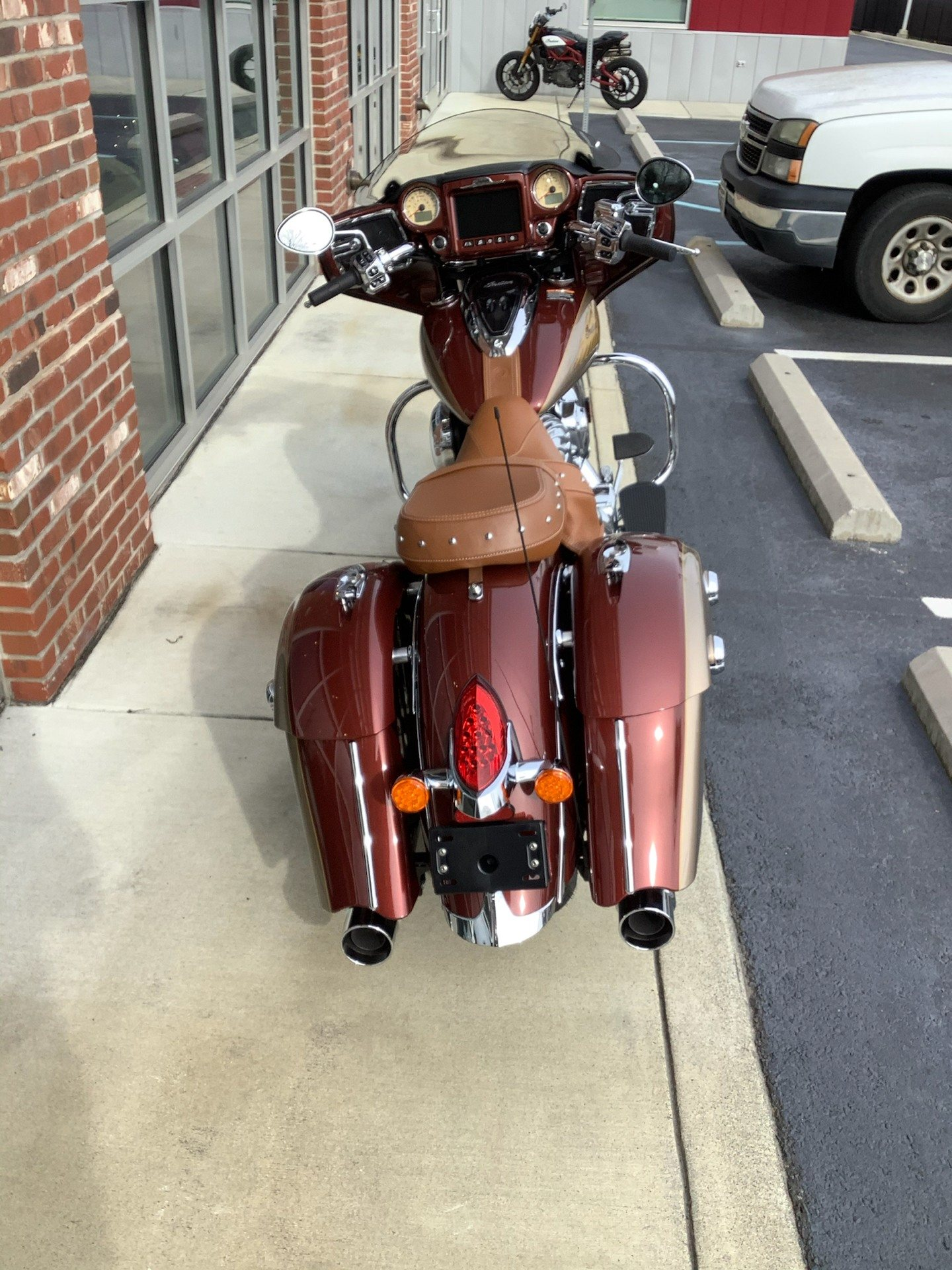 2019 Indian Chieftain® Classic Icon Series in Newport News, Virginia - Photo 3