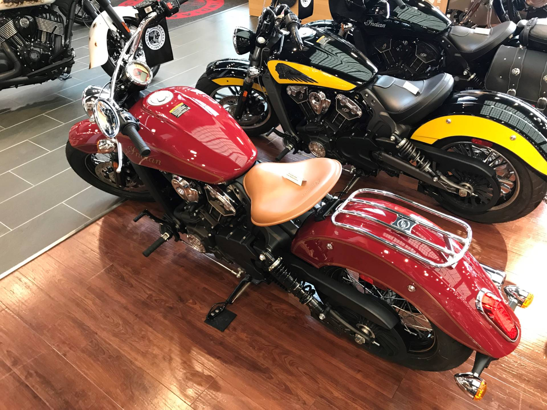 2020 Indian Scout® 100th Anniversary in Newport News, Virginia - Photo 3