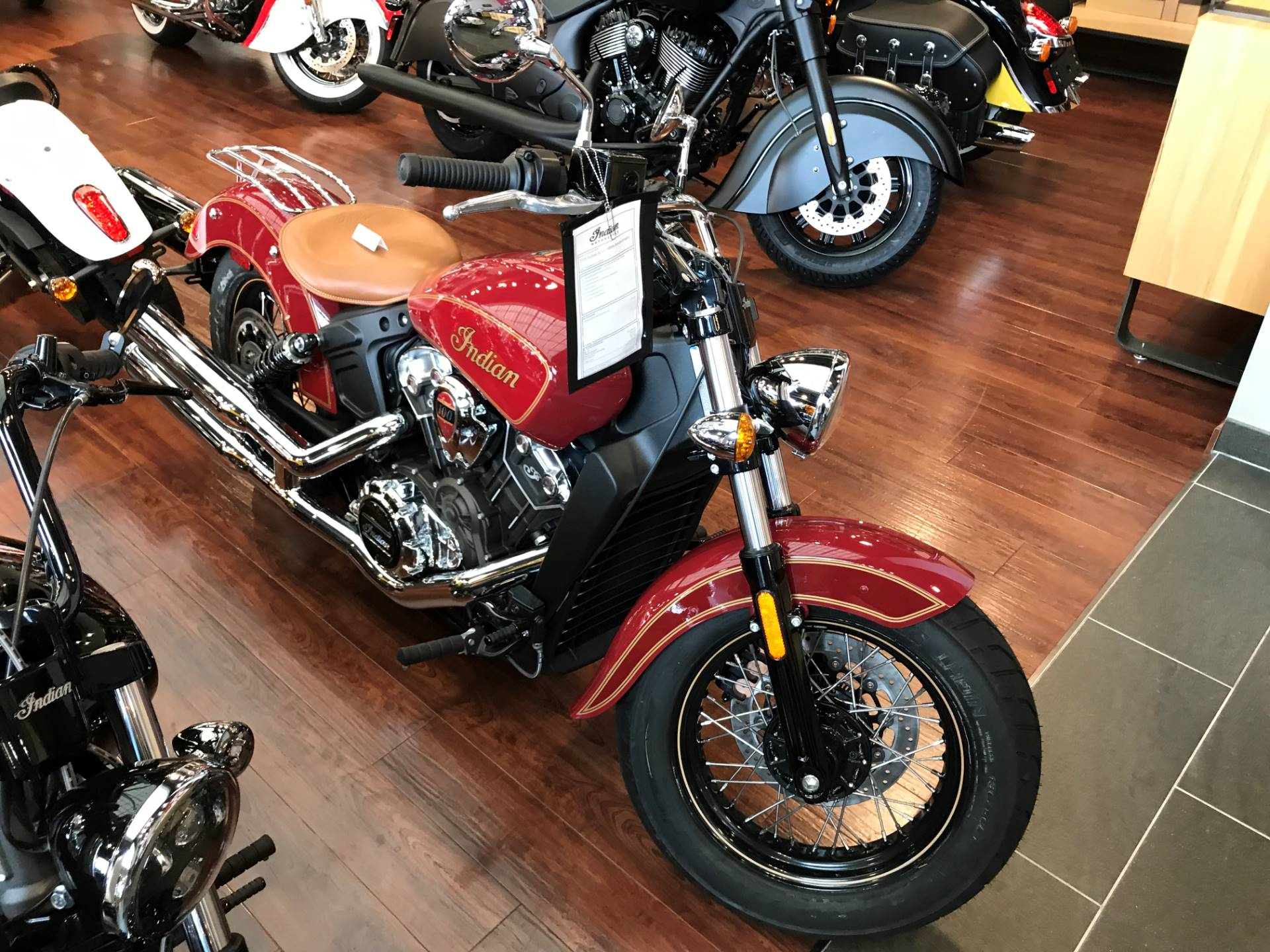 2020 Indian Scout® 100th Anniversary in Newport News, Virginia - Photo 2