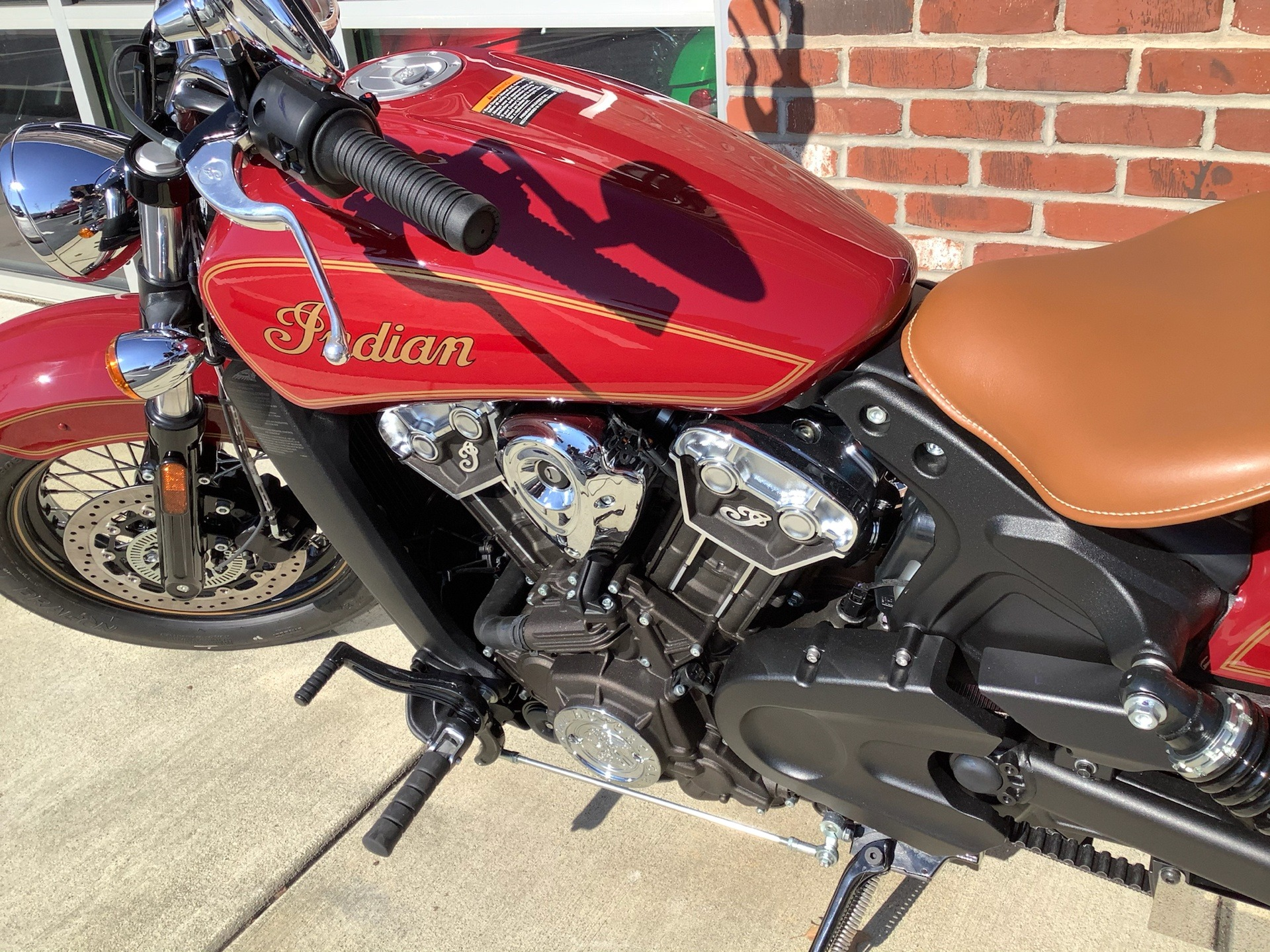 2020 Indian Scout® 100th Anniversary in Newport News, Virginia - Photo 6