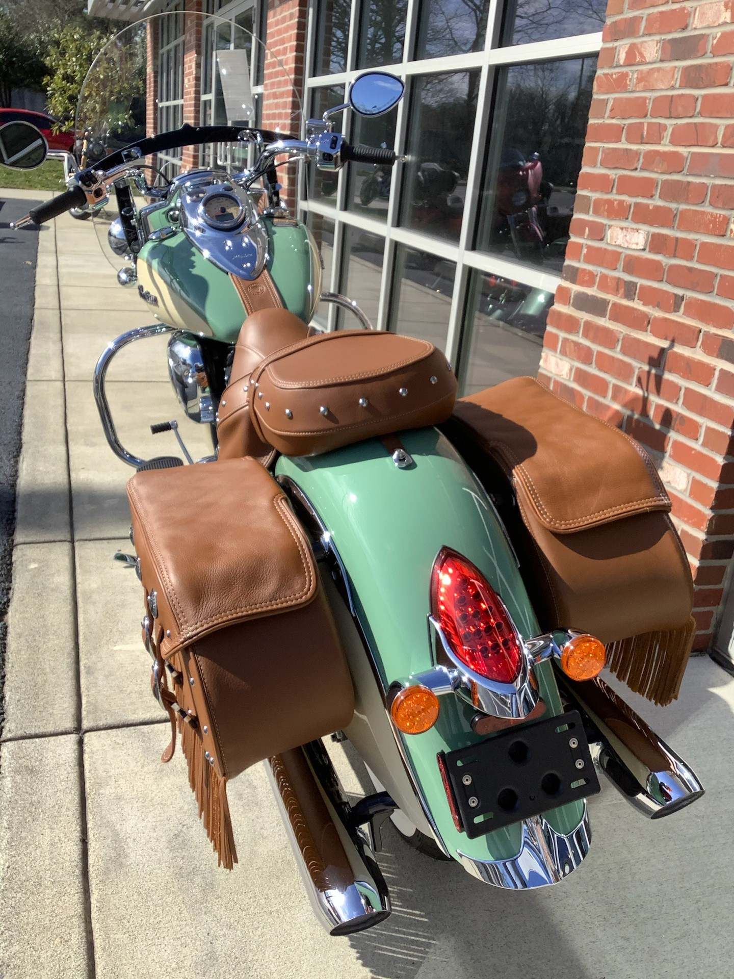 2020 Indian Chief® Vintage ABS in Newport News, Virginia - Photo 4