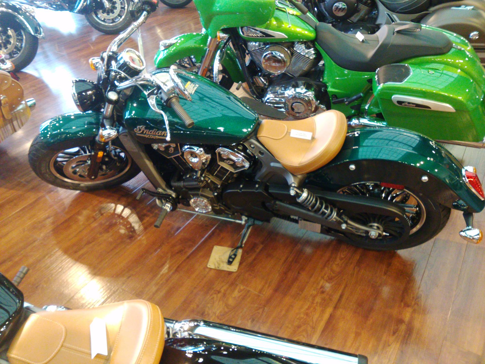 2019 Indian Scout® ABS in Newport News, Virginia - Photo 3