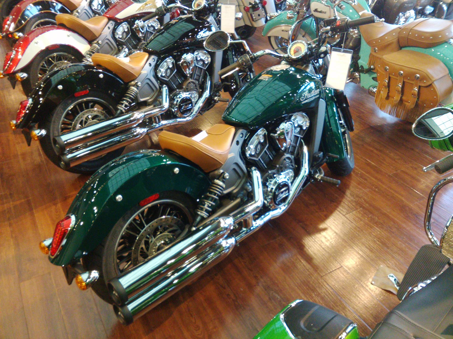 2019 Indian Scout® ABS in Newport News, Virginia - Photo 4