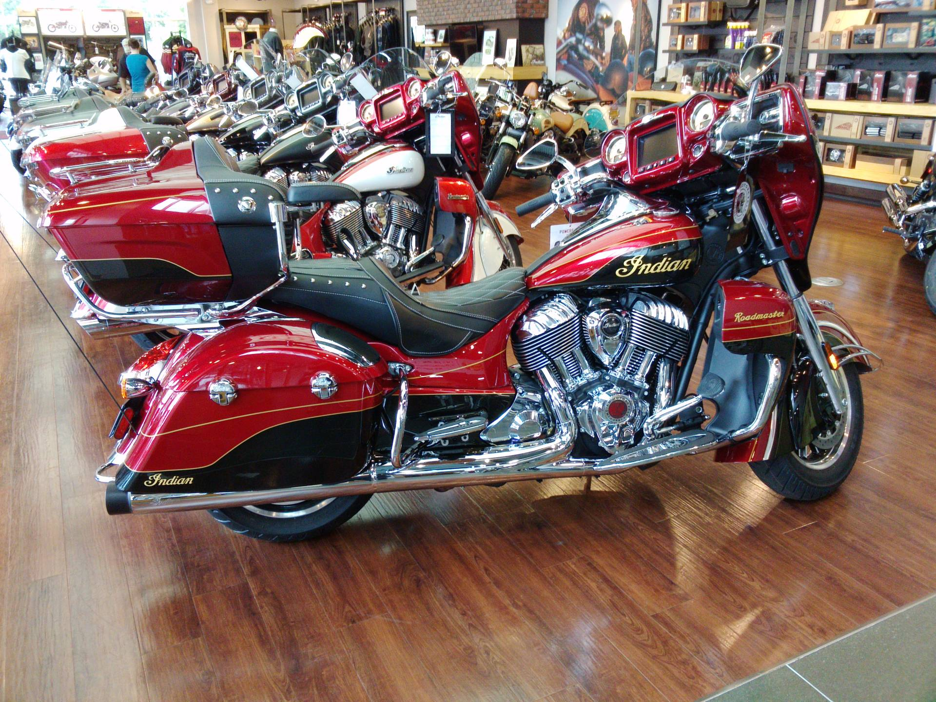 2019 Indian Roadmaster® Elite ABS in Newport News, Virginia - Photo 1