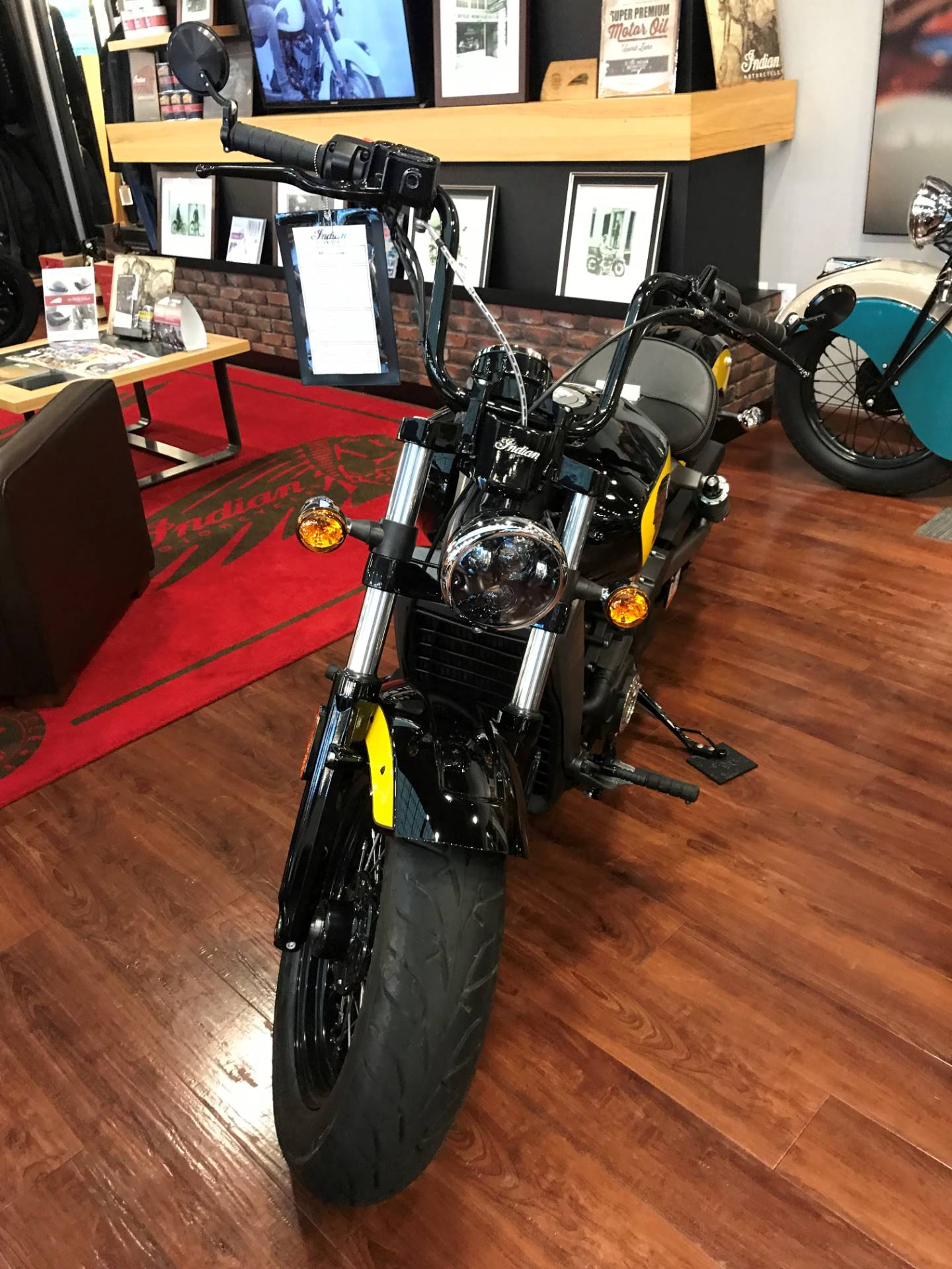 2019 Indian Scout® ABS Icon Series in Newport News, Virginia - Photo 3