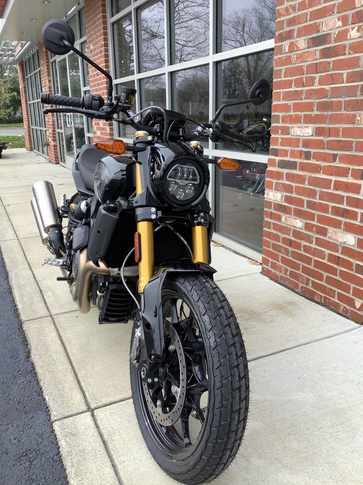 2019 Indian FTR™ 1200 S in Newport News, Virginia - Photo 3