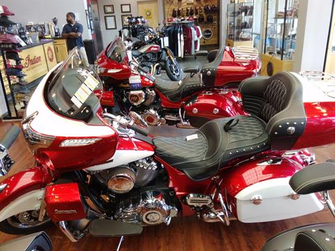 2019 Indian Roadmaster® Icon Series in Newport News, Virginia - Photo 4
