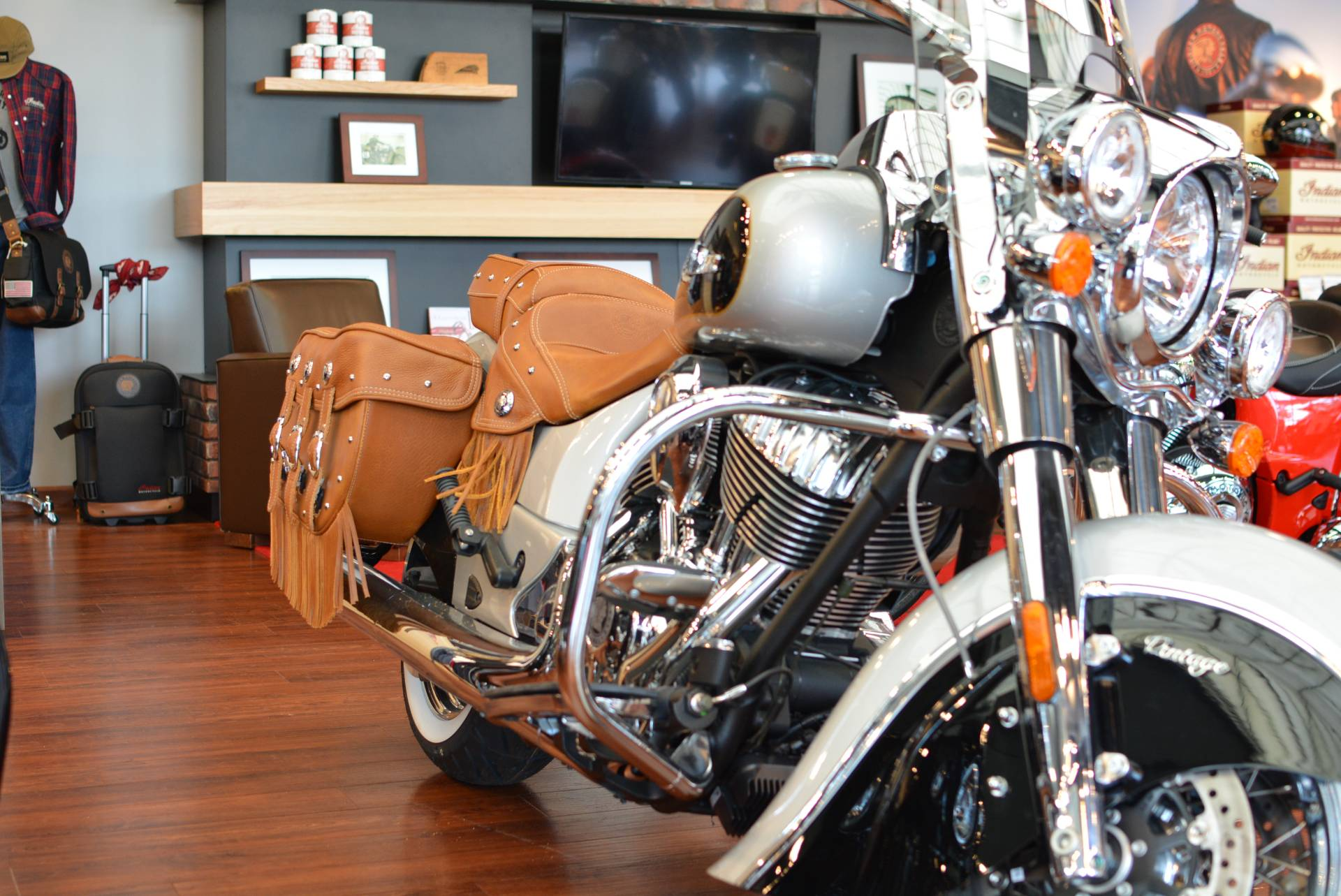 2016 Indian Chief® Vintage in Newport News, Virginia