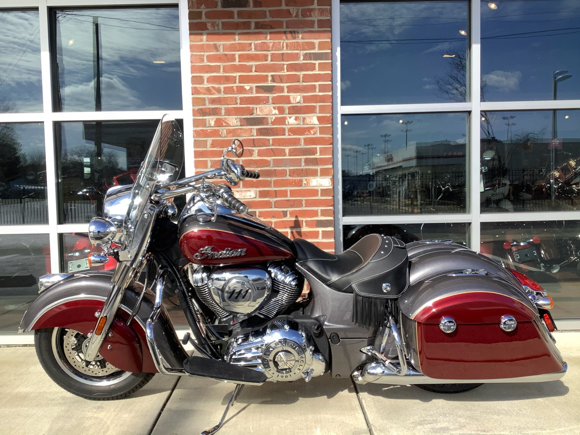 2019 Indian Springfield® ABS in Newport News, Virginia - Photo 2