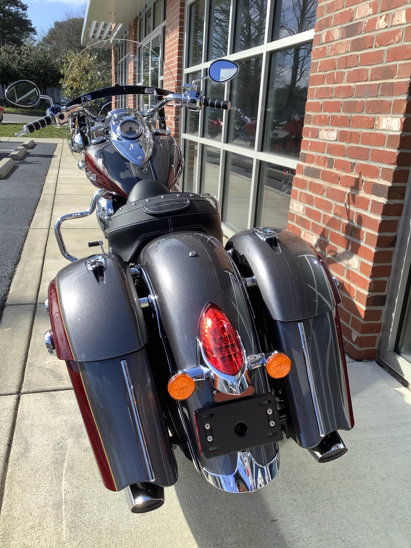 2019 Indian Springfield® ABS in Newport News, Virginia - Photo 4