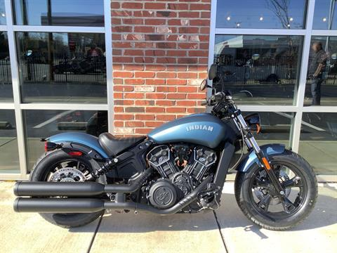 2021 Indian Scout® Bobber Sixty ABS in Newport News, Virginia - Photo 1