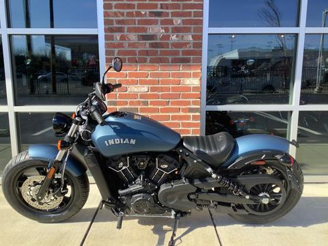 2021 Indian Scout® Bobber Sixty ABS in Newport News, Virginia - Photo 2
