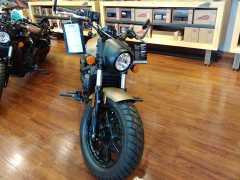 2019 Indian Scout® Bobber ABS Icon Series in Newport News, Virginia - Photo 2