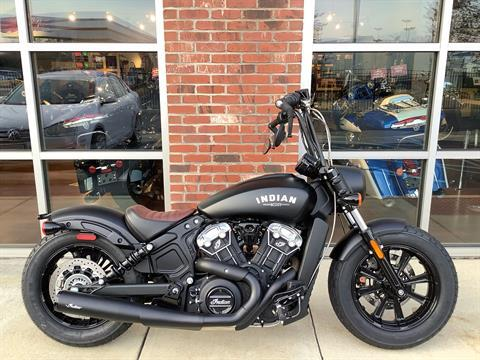 2021 Indian Scout® Bobber ABS in Newport News, Virginia - Photo 1