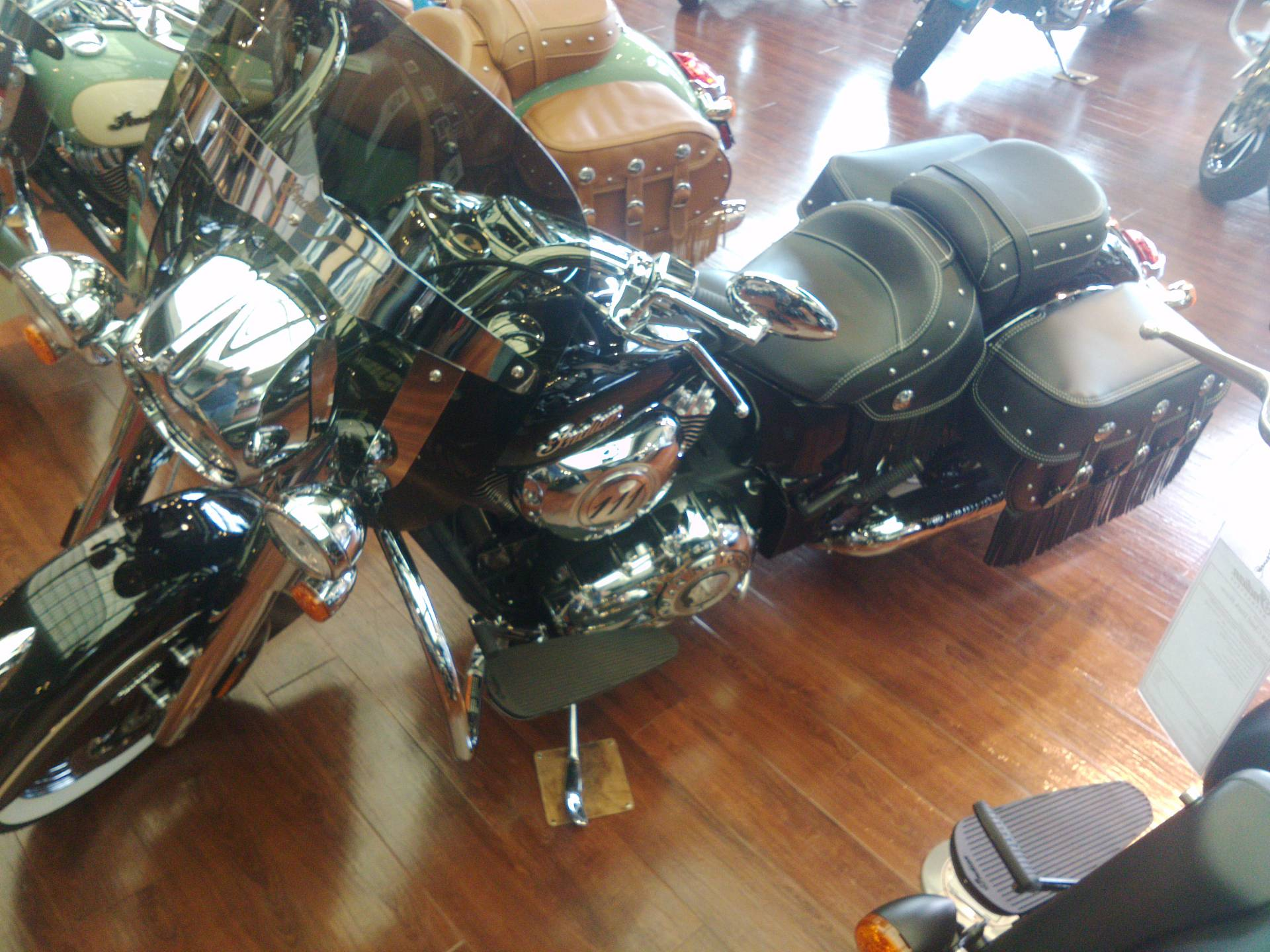 2018 Indian Chief® Vintage ABS in Newport News, Virginia - Photo 2