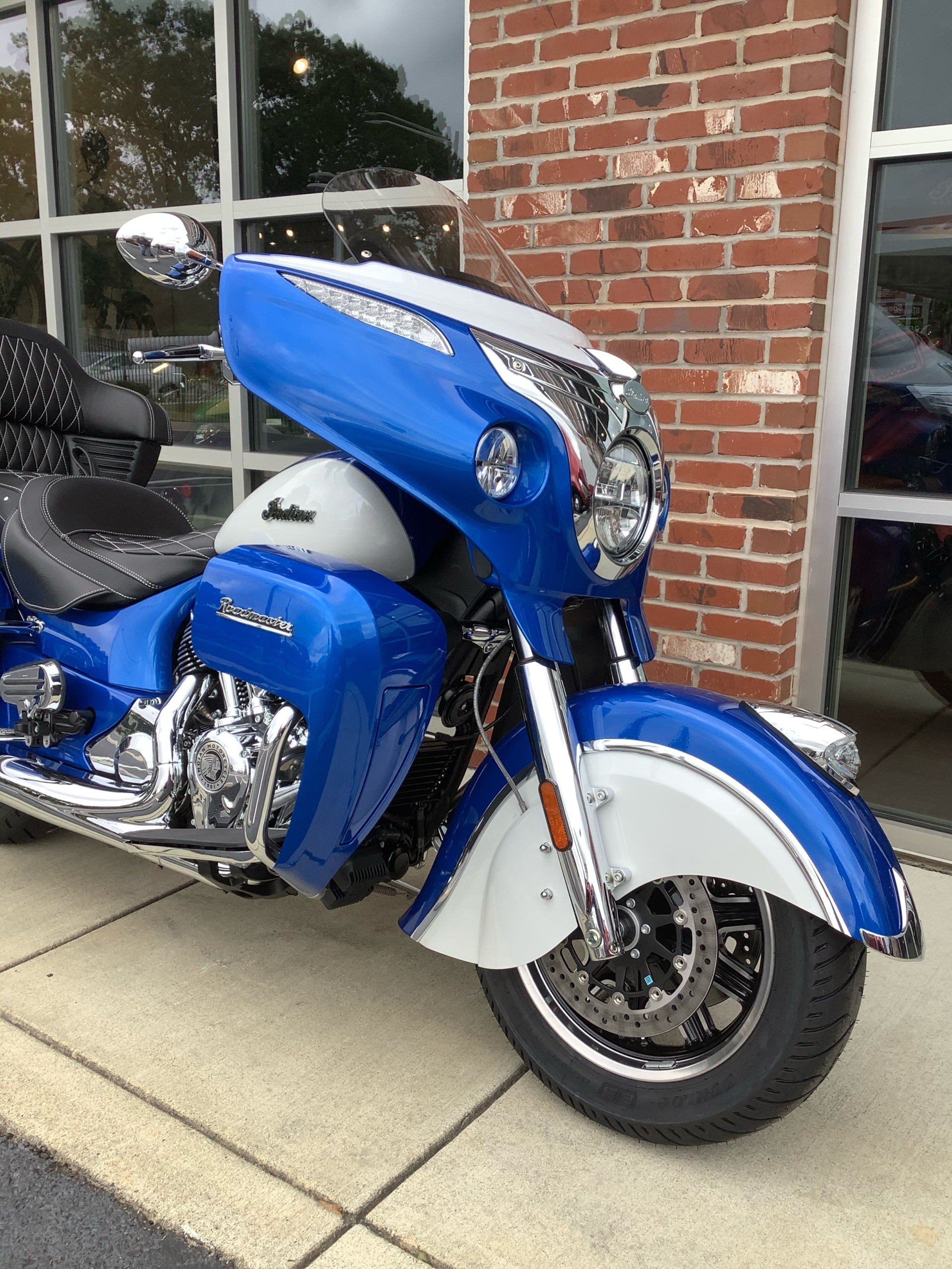 2020 Indian Roadmaster® Icon Series in Newport News, Virginia - Photo 3