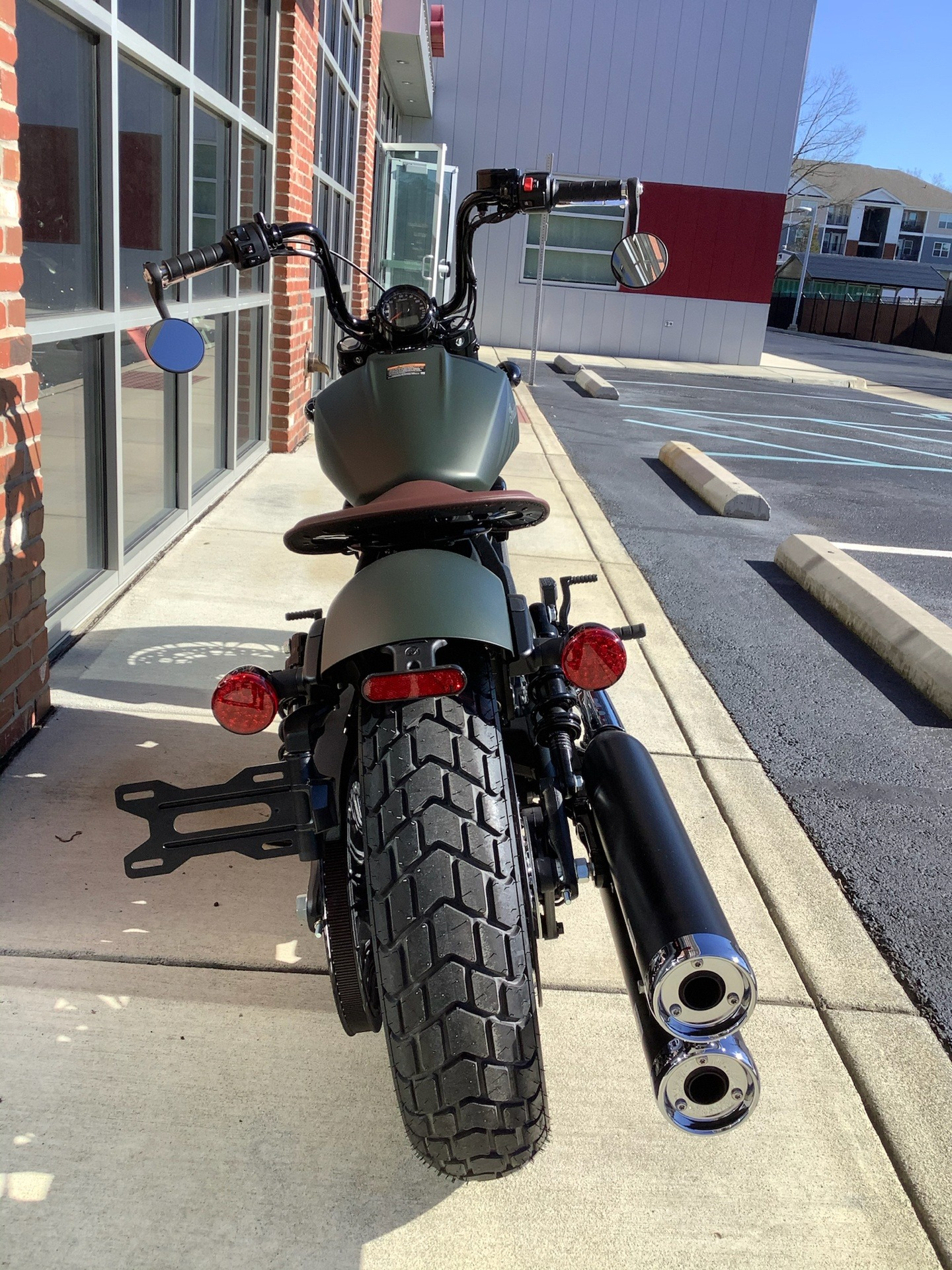 2020 Indian Scout® Bobber Twenty ABS in Newport News, Virginia - Photo 3
