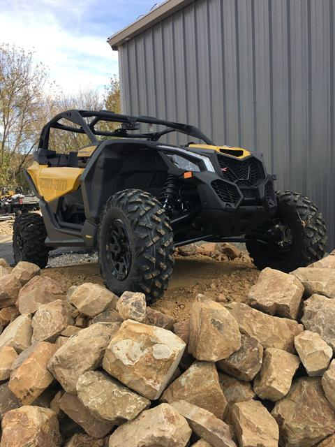 2017 Can-Am Maverick X3 X ds Turbo R in McAlester, Oklahoma
