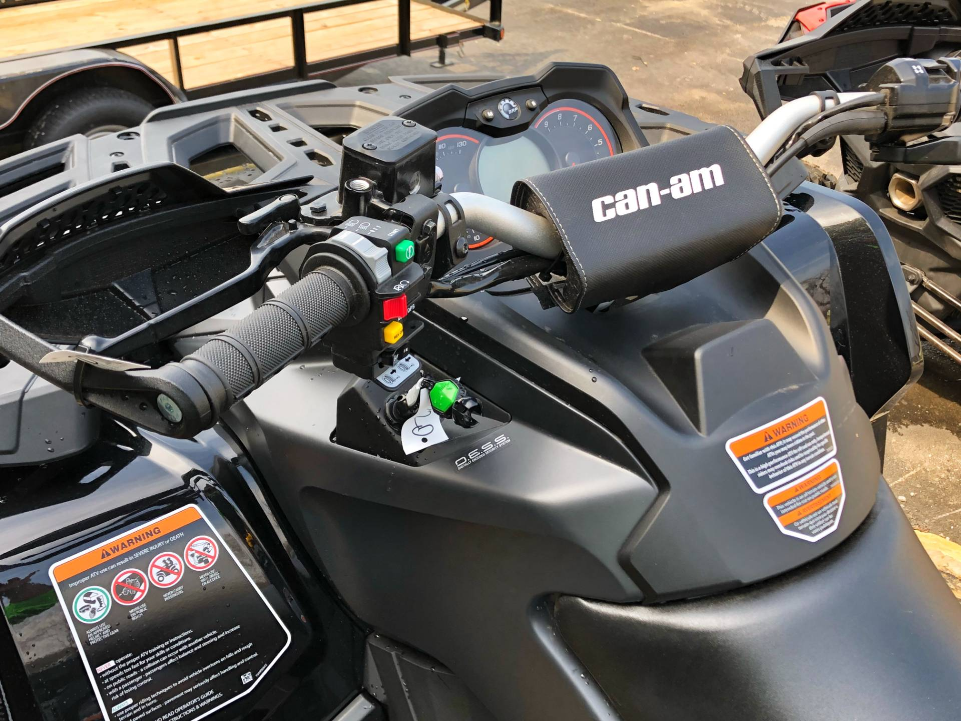 2018 Can Am Outlander XT P 1000R ATVs McAlester Oklahoma