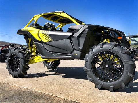 2018 Can-Am Maverick X3 X MR Turbo R in McAlester, Oklahoma