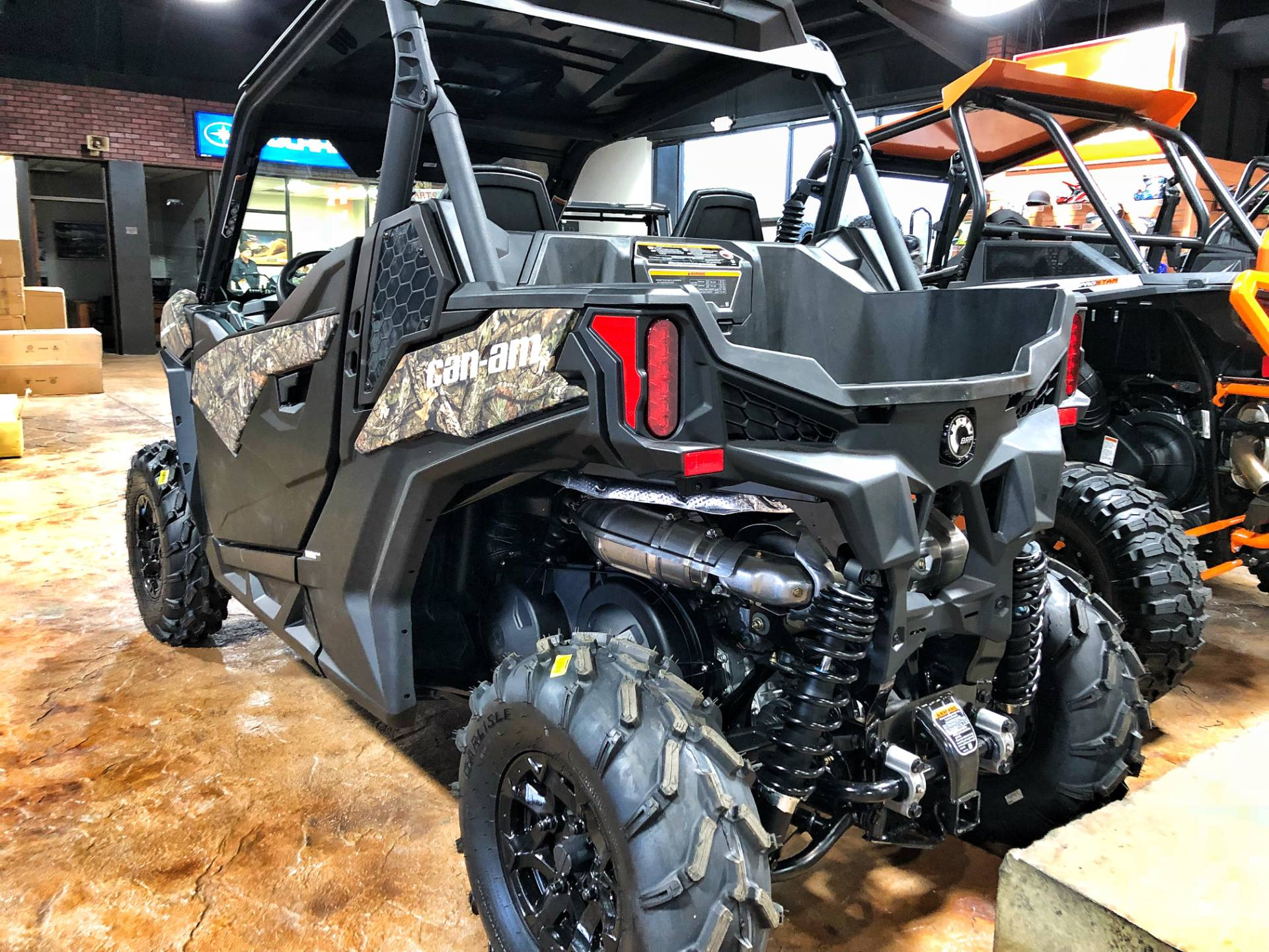 2018 Can-Am Maverick Trail 1000 DPS in McAlester, Oklahoma
