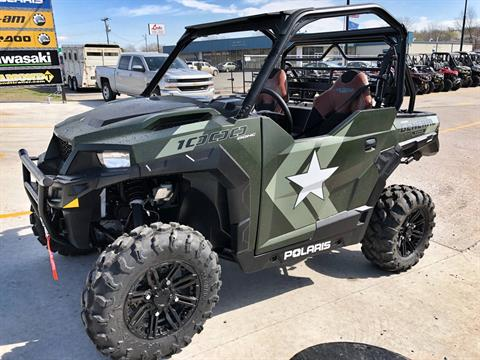 2018 Polaris General 1000 EPS LE in McAlester, Oklahoma