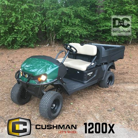 2019 Cushman Hauler 1200X Gas in Jackson, Tennessee - Photo 1