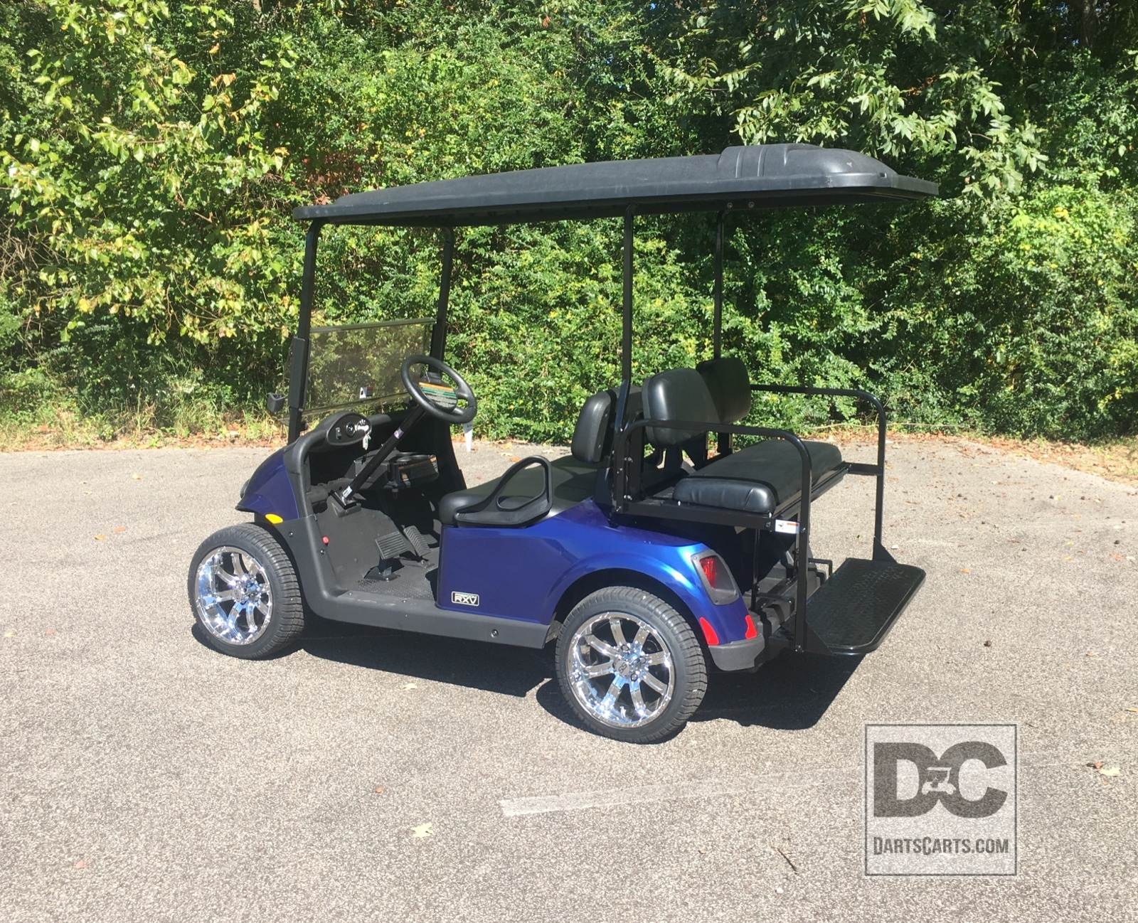 2019 E-Z-GO FREEDOM RXV in Jackson, Tennessee - Photo 2