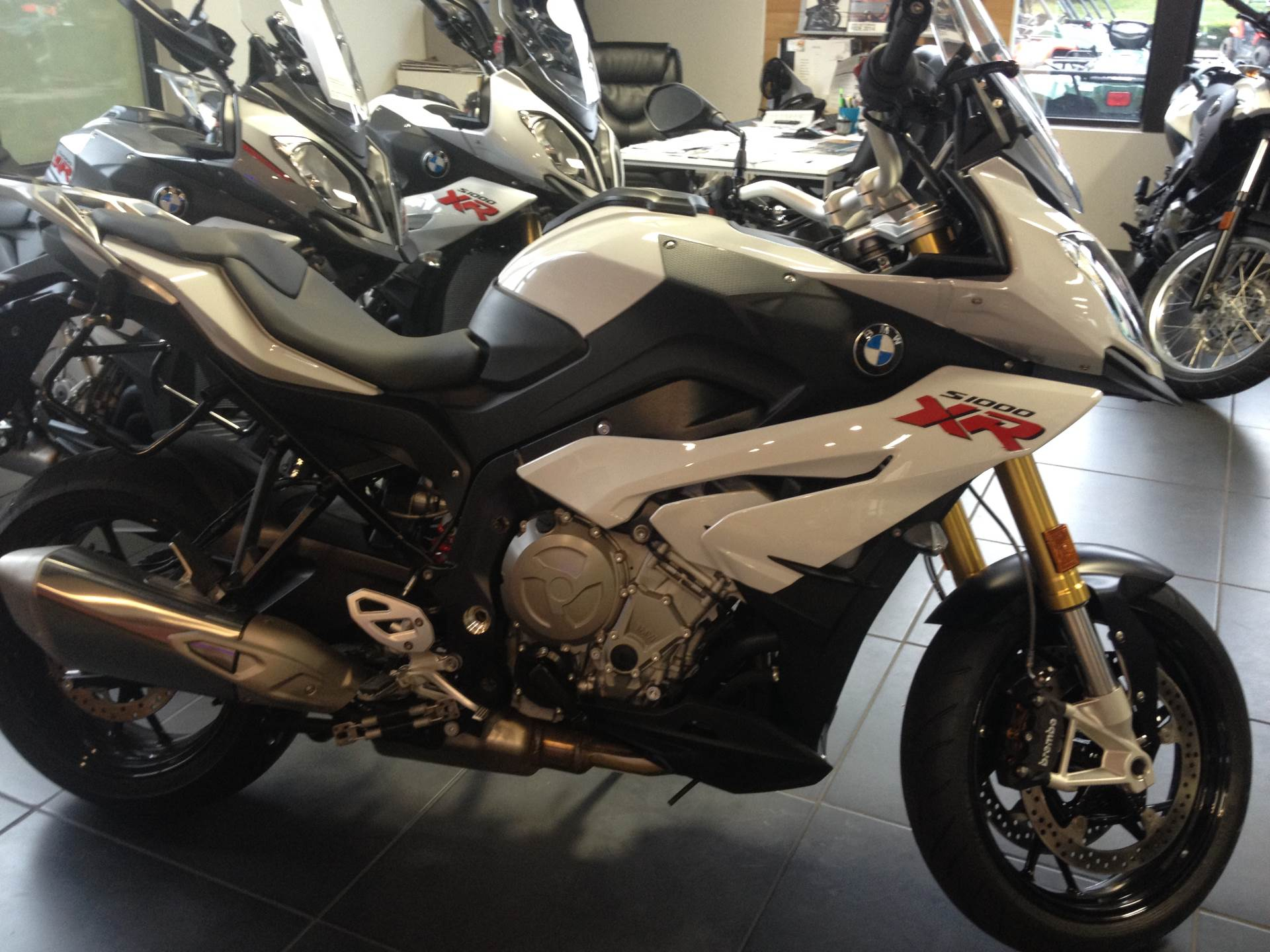 2016 INACTIVE S 1000 XR