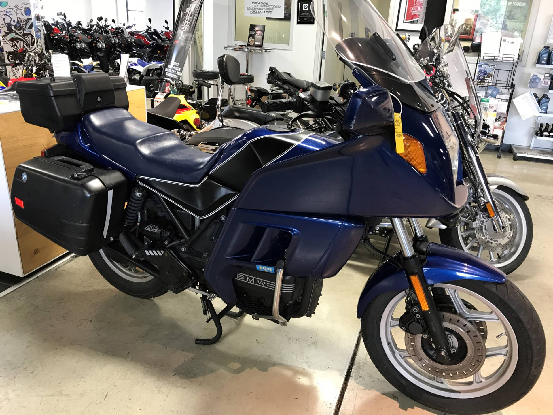 1992 K75RT