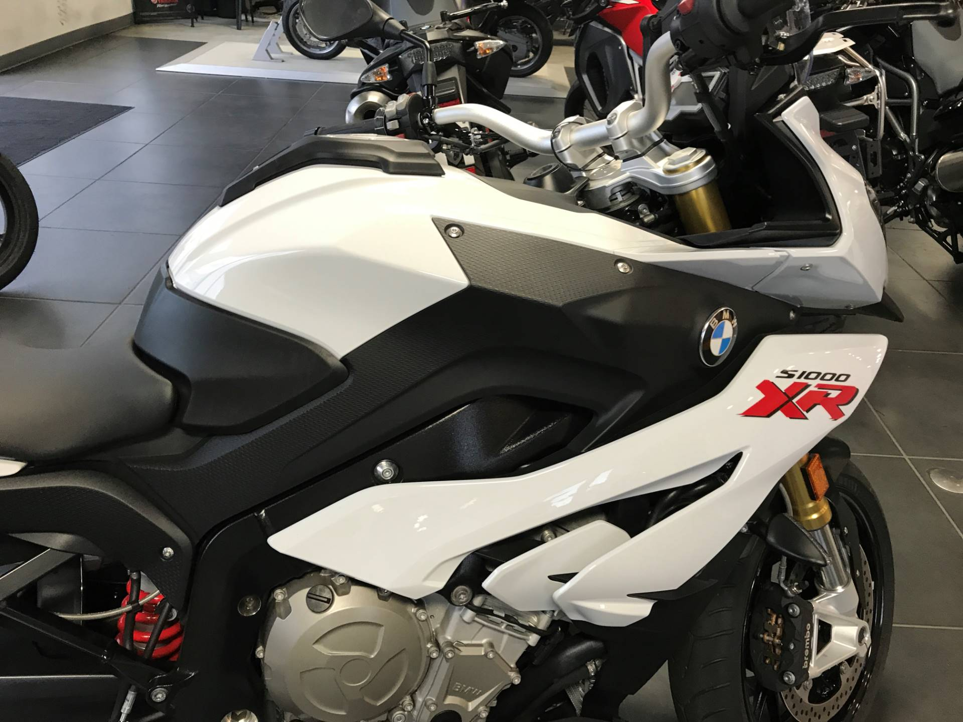 2016 BMW S 1000 XR in Hilliard, Ohio