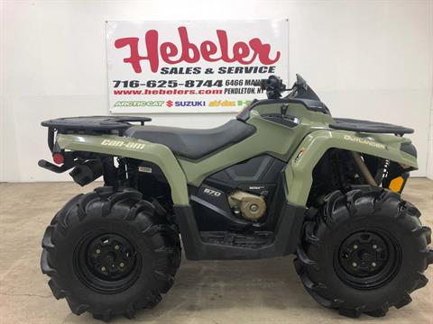2016 Can-Am Outlander L 570 in Pendleton, New York
