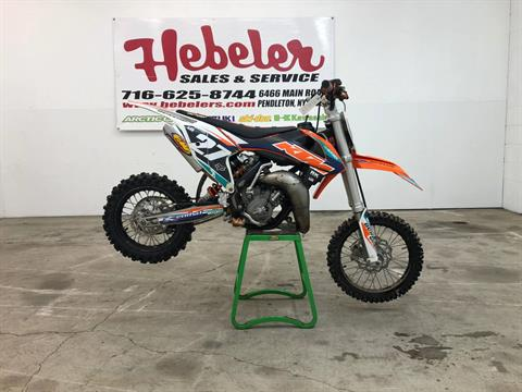2016 KTM 65 SX in Pendleton, New York