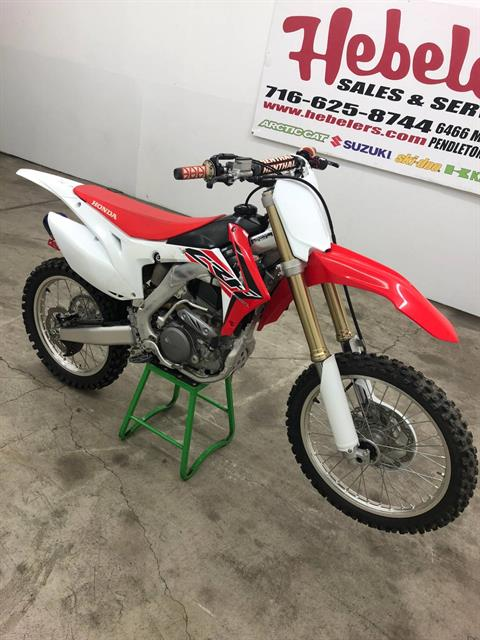 2017 Honda CRF250R in Pendleton, New York