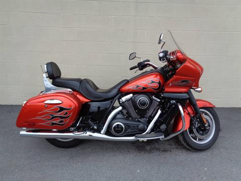 2014 Kawasaki Vulcan® 1700 Vaquero® ABS SE in Pendleton, New York